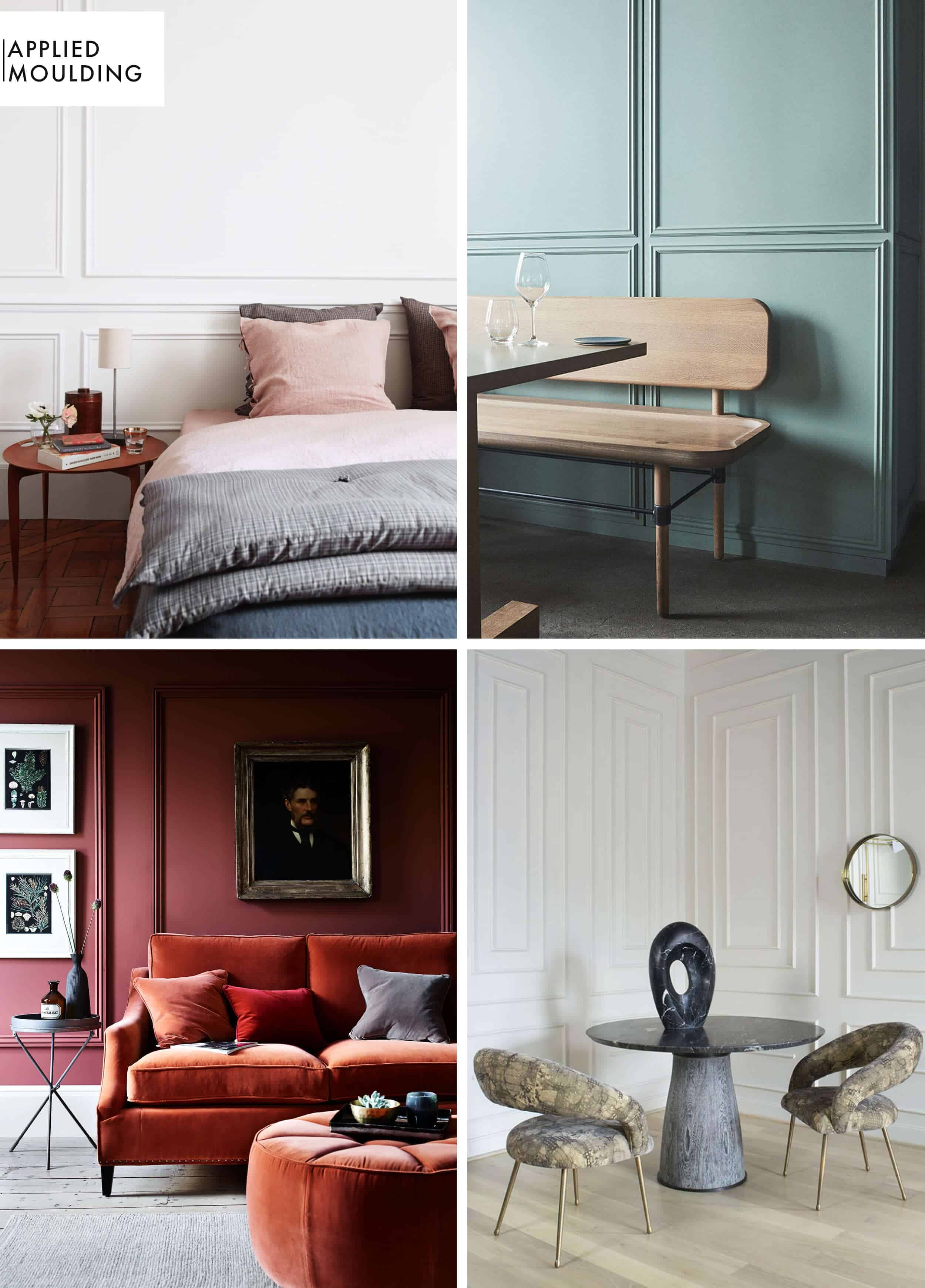 How To Add Character And Charm To Boring Architecture And Houses Applied Moulding Final