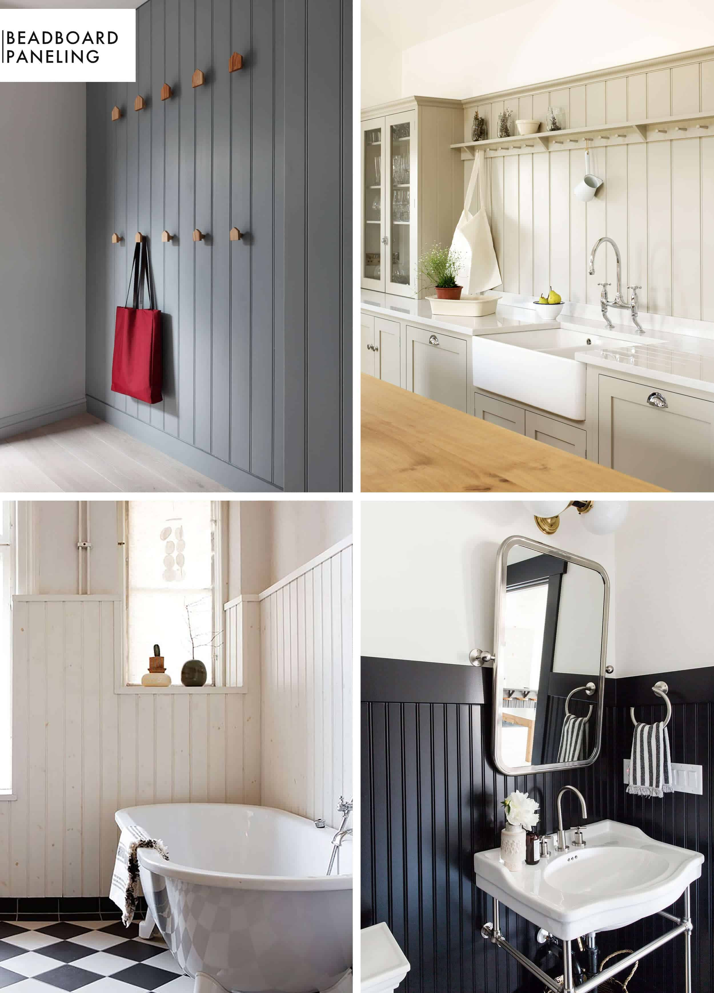 Add Character To Basic Architecture Wall Paneling A Roundup Emily Henderson
