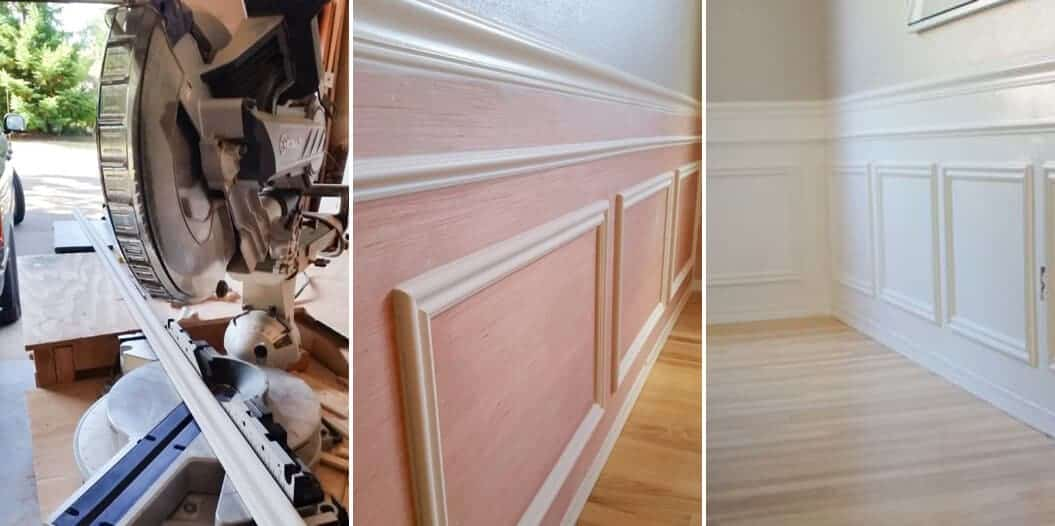How To Add Character And Charm To Boring Architecture And Houses Ceiling Applied Moulding Diy