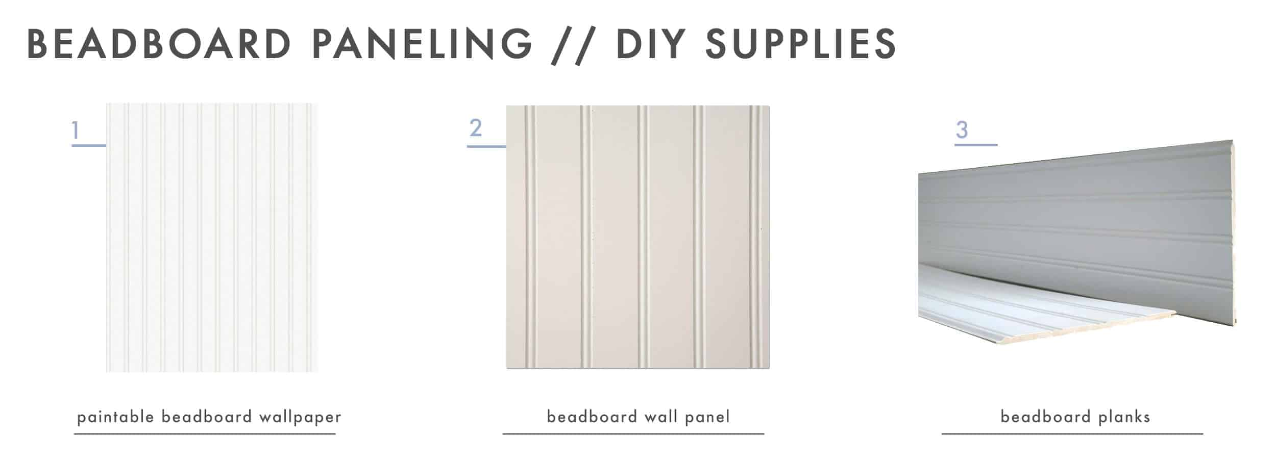 How To Add Character And Charm To Boring Architecture And Houses Ceiling Beadboard Paneling Diy Supplies