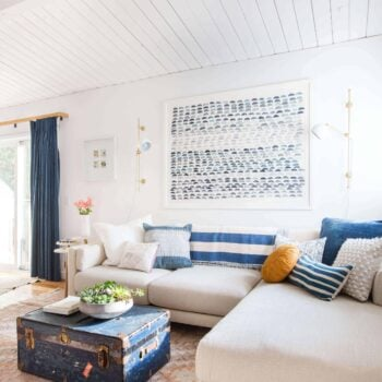 How To Add Character And Charm To Boring Architecture And Houses Ceiling Beams With Paneling Inspiration Header1