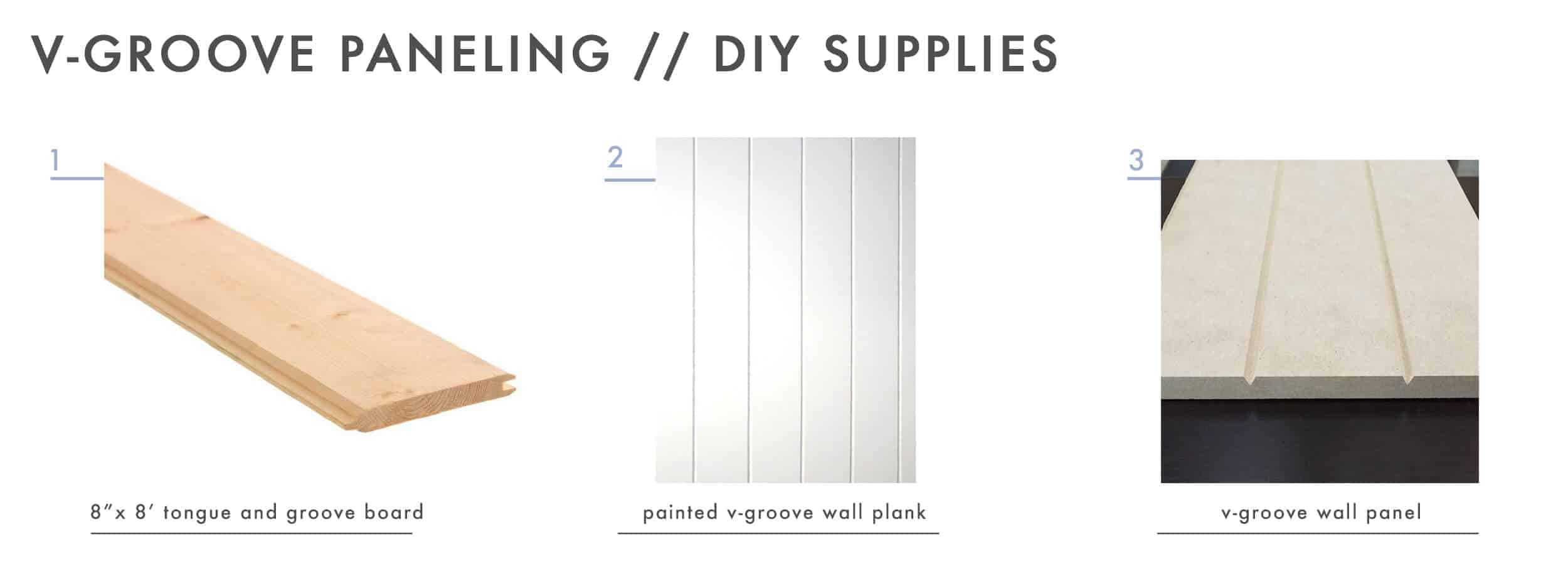 How To Add Character And Charm To Boring Architecture And Houses Ceiling V Groove Paneling Diy Supplies 01
