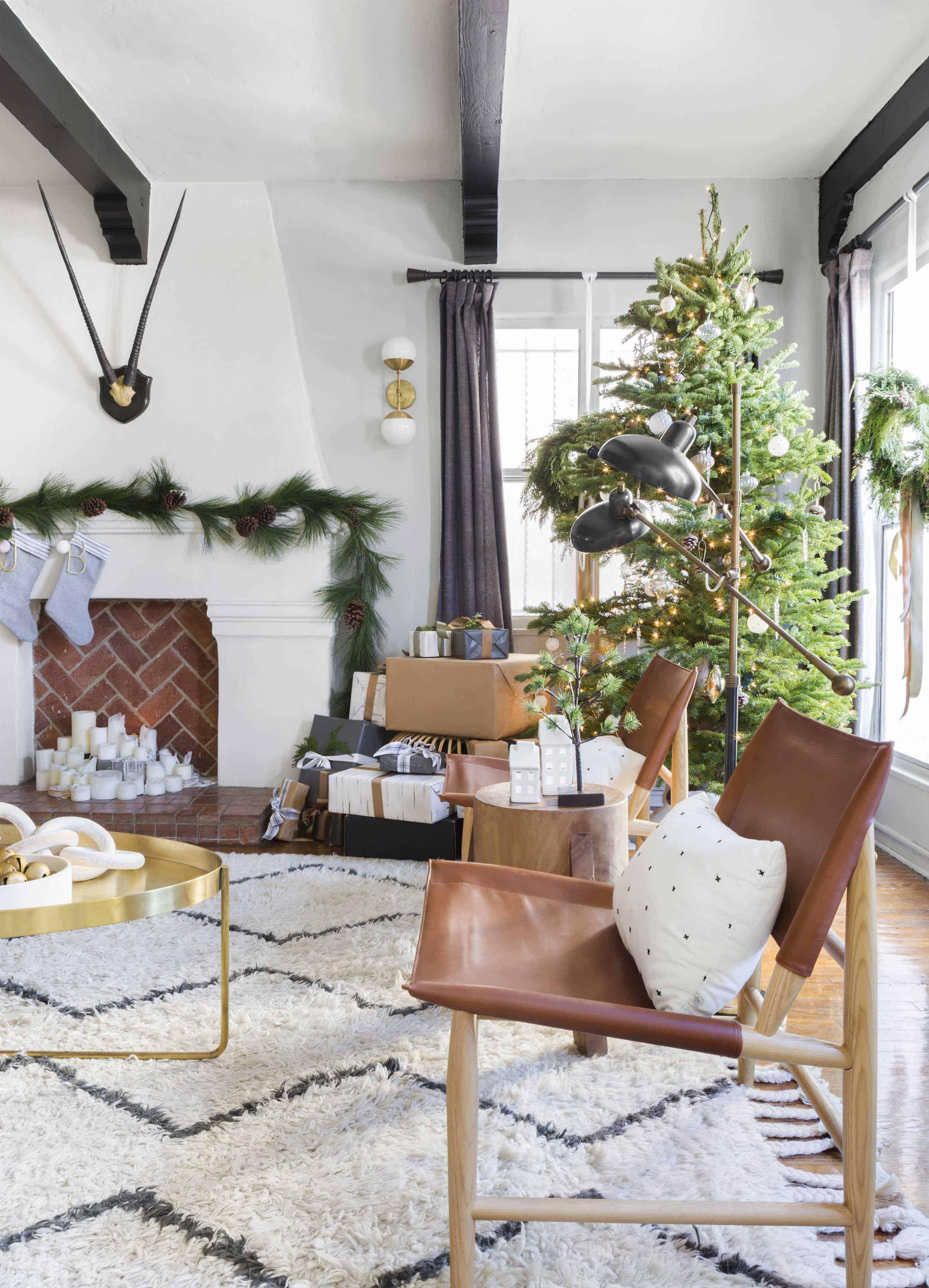 Brady Tolbert Christmas 2017 Emily Henderson Design 12