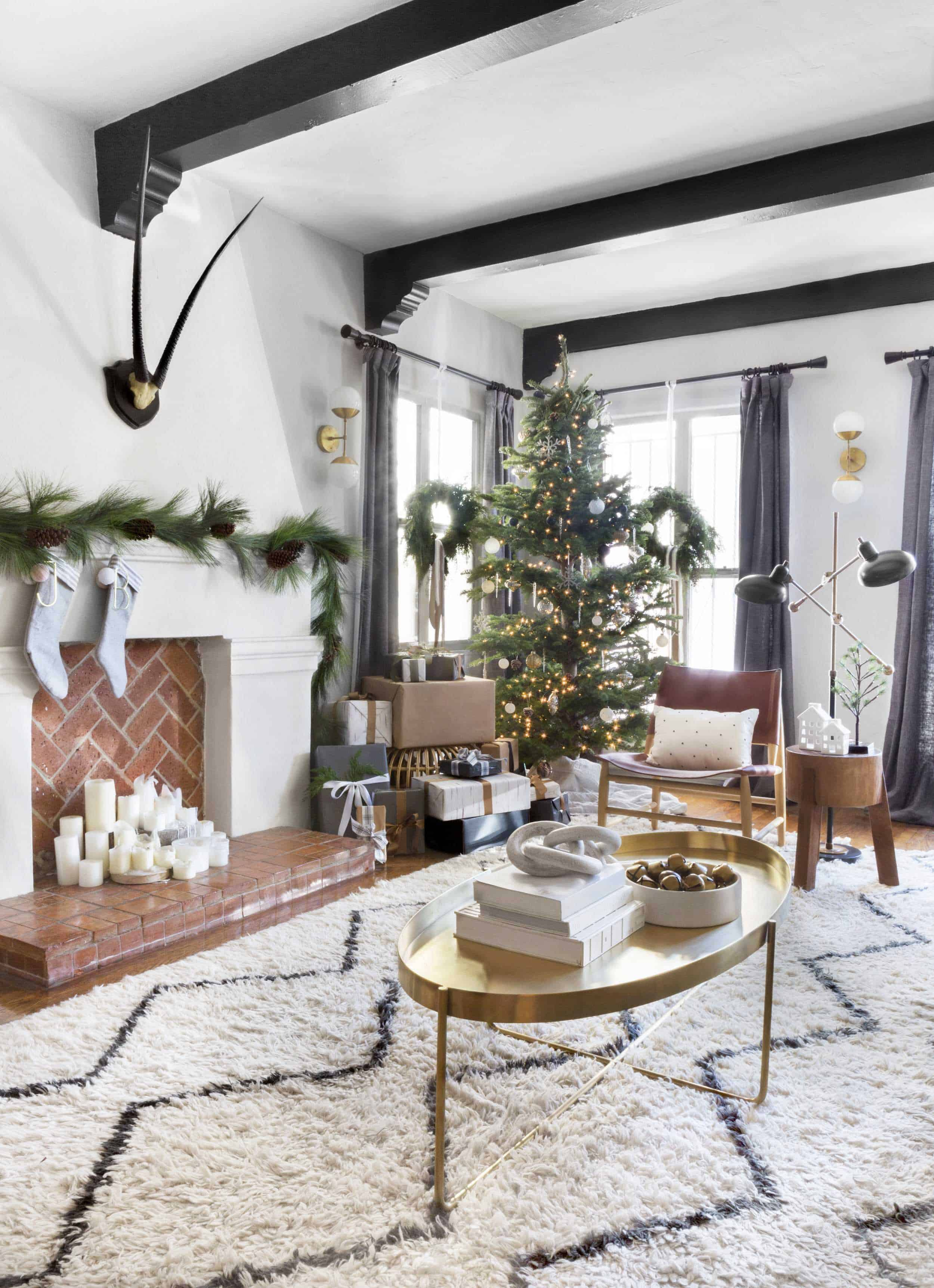 Brady Tolbert Christmas 2017 Emily Henderson Design 9