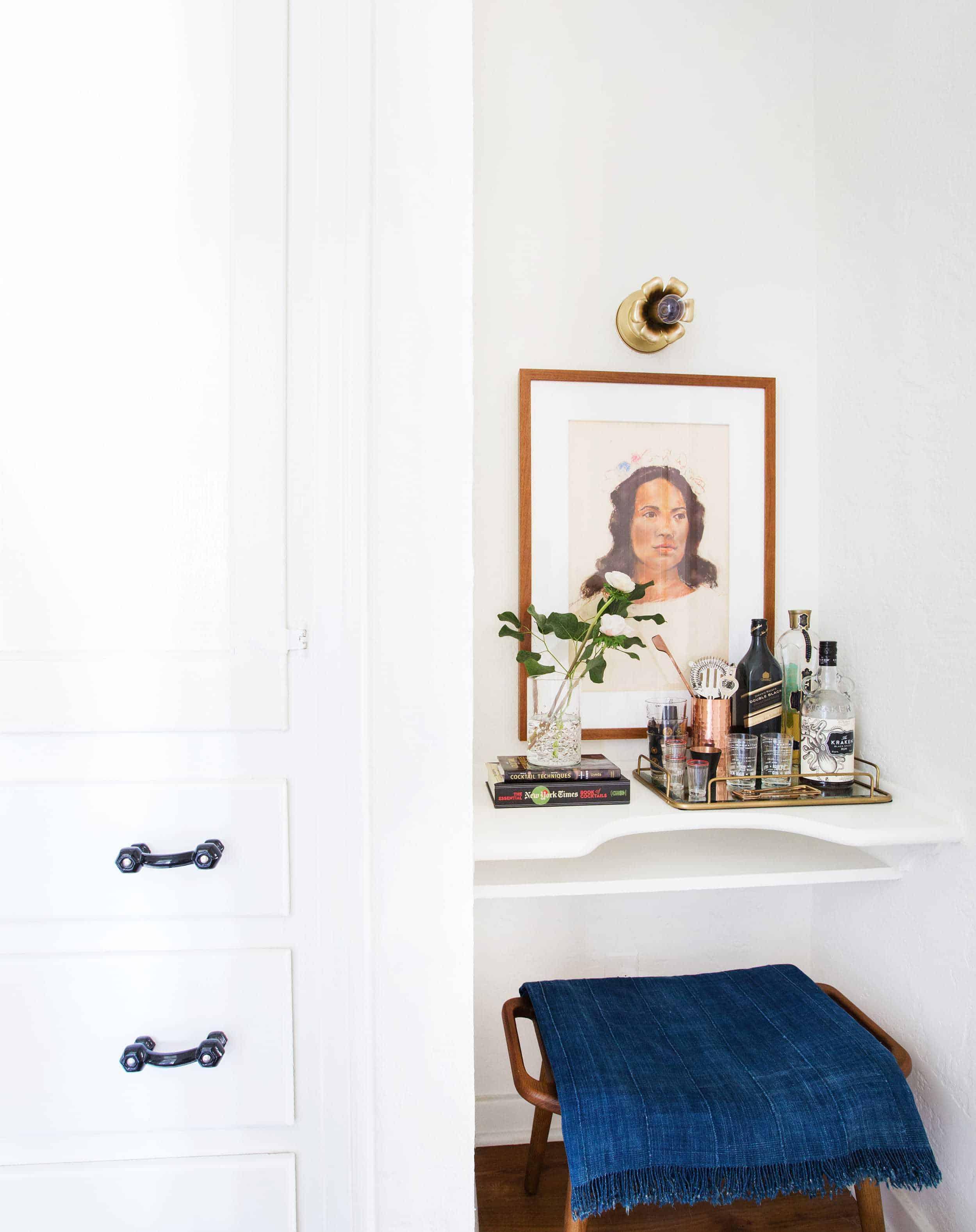 Emily Henderson Sara Moto Neutral Cozy Masculine Living Room 19