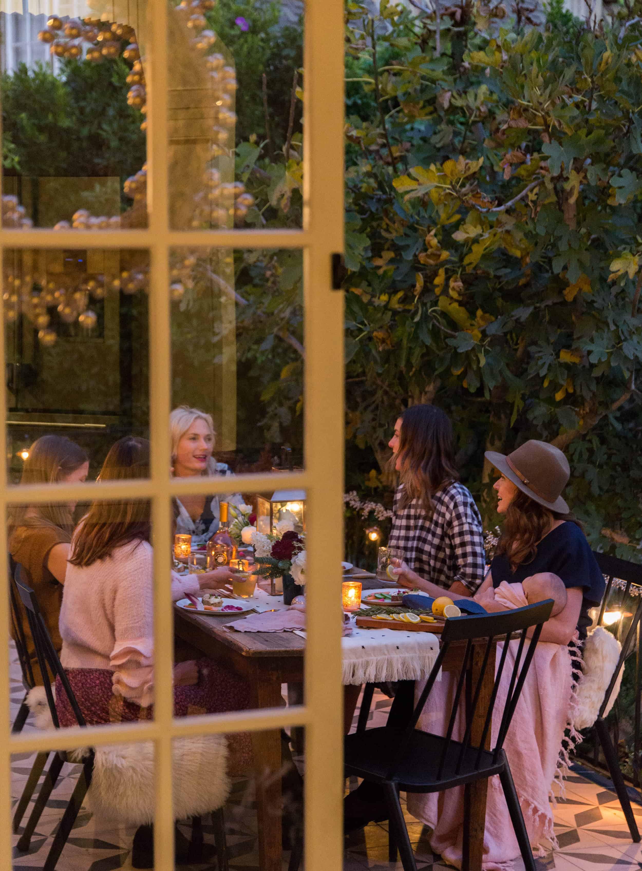 Emily Henderson Waverly Modern English Tudor Holiday Gathering Party Patio 431