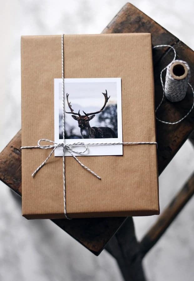 Inkifi Christmas Gift Wrapping 11