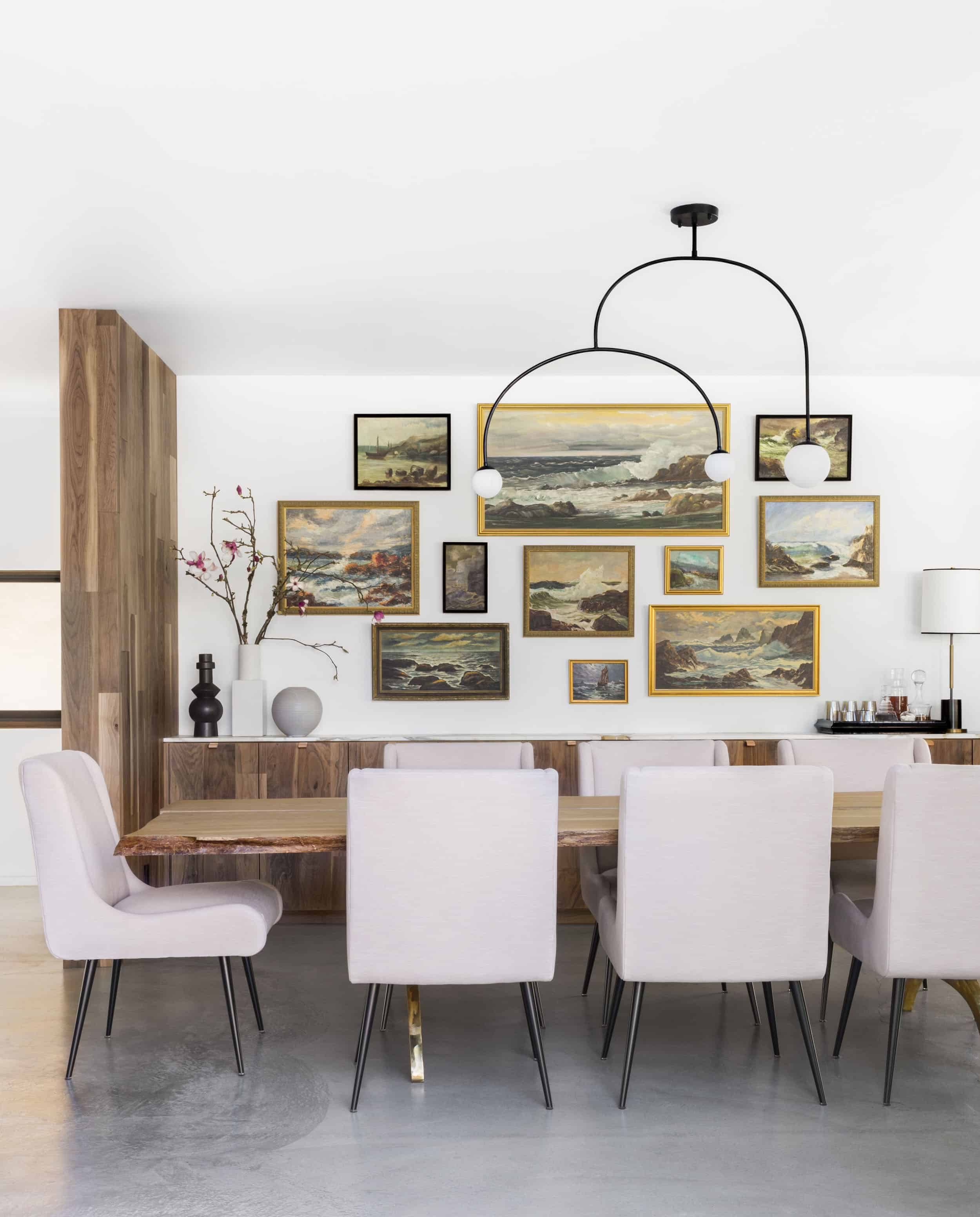 A Modern And Organic Dining Room Makeover Emily Henderson