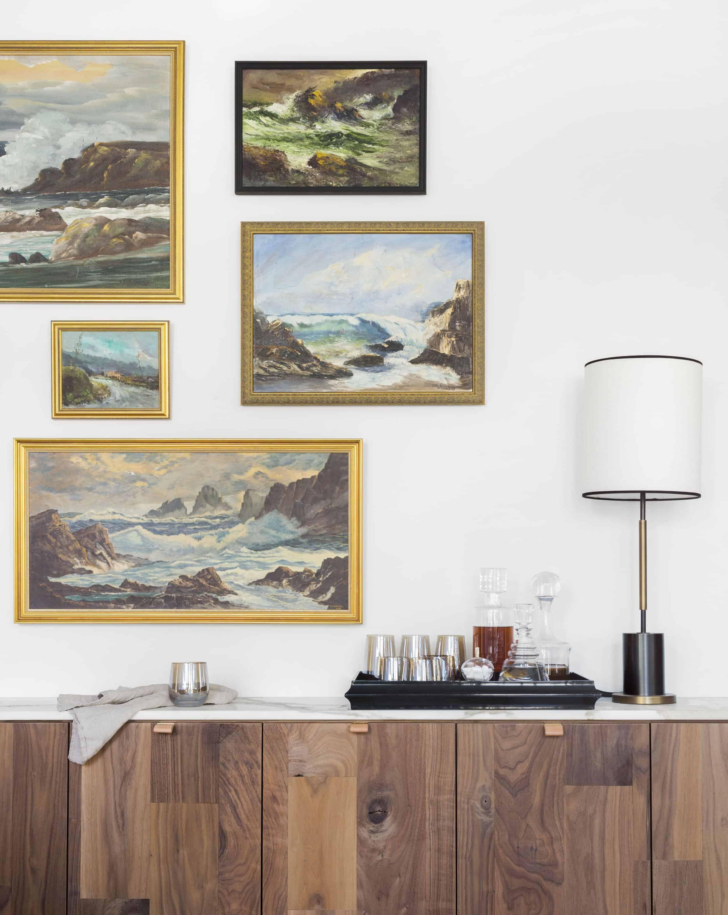 Emily Henderson Corbette Crypton 70s Modern Makeover Dining Room 8