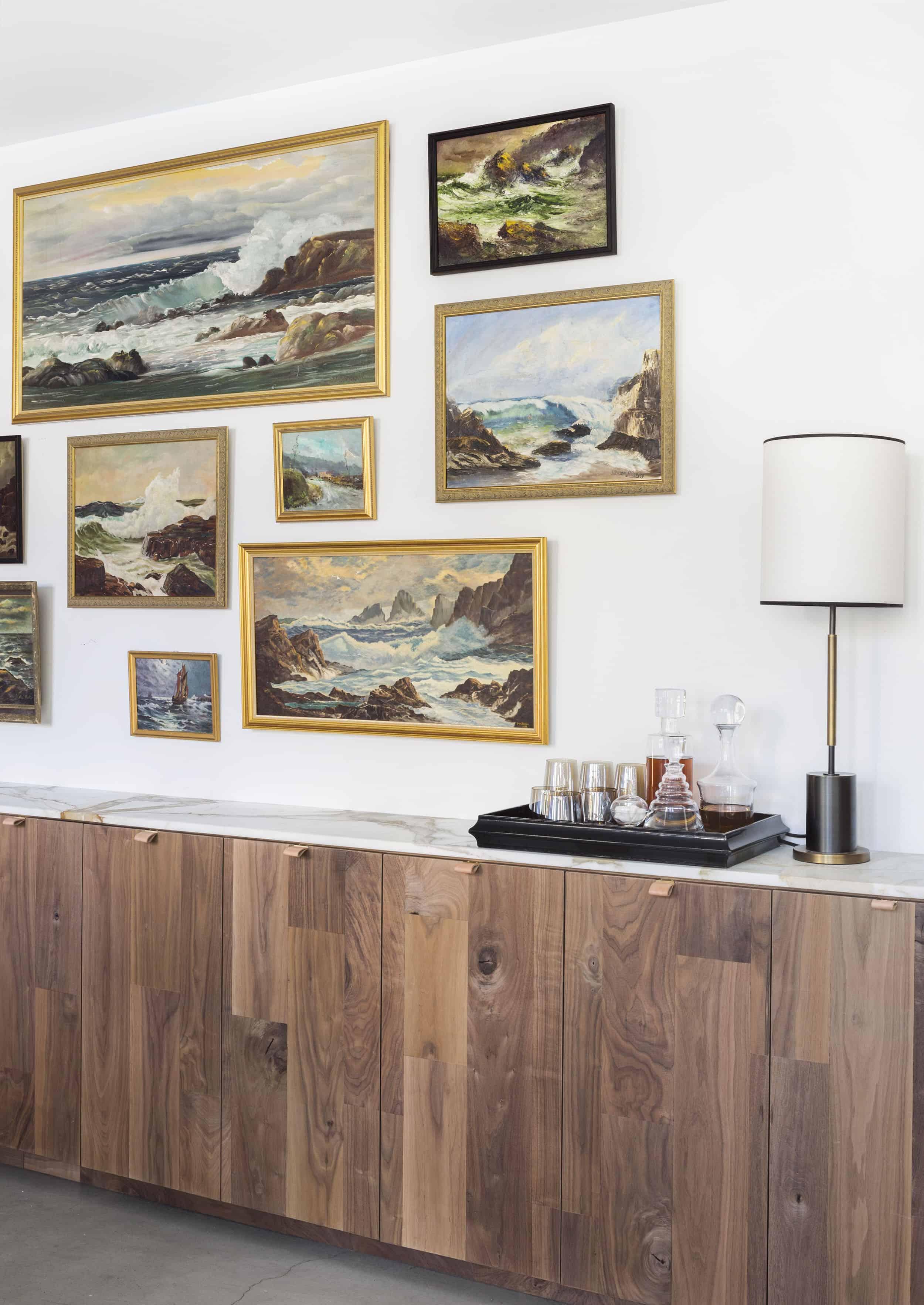 Emily Henderson Corbette Crypton 70s Modern Makeover Dining Room 9