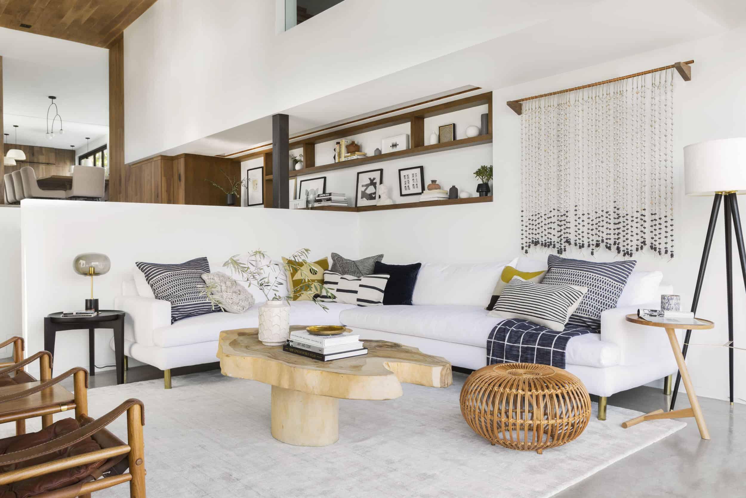 Emily Henderson Corbette Crypton 70s Modern Makeover Living Room 16
