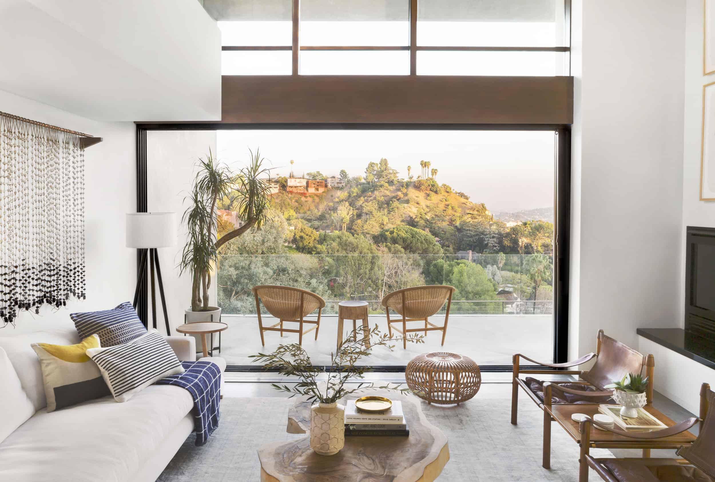 Emily Henderson Corbette Crypton 70s Modern Makeover Living Room 26