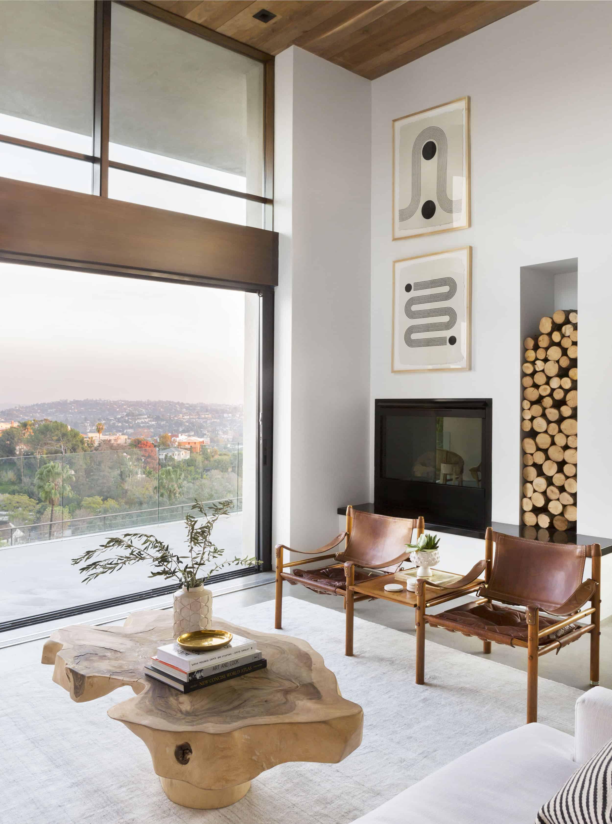 Emily Henderson Corbette Crypton 70s Modern Makeover Living Room 28