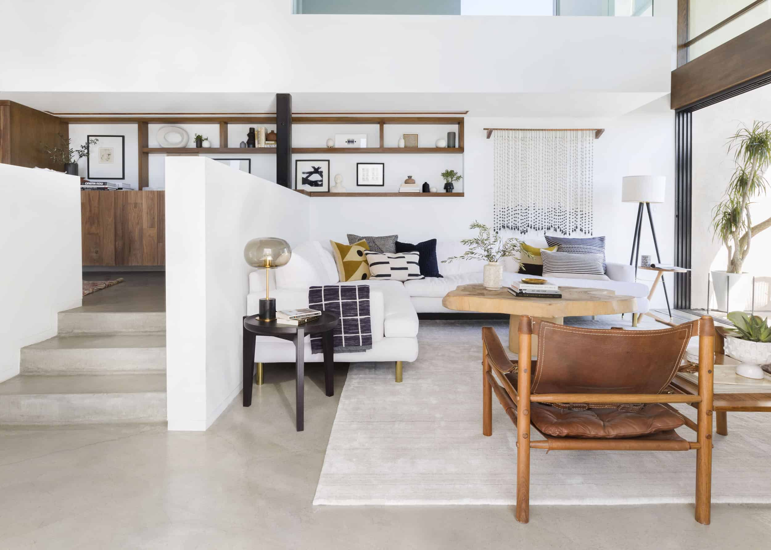 Emily Henderson Corbette Crypton 70s Modern Makeover Living Room 61