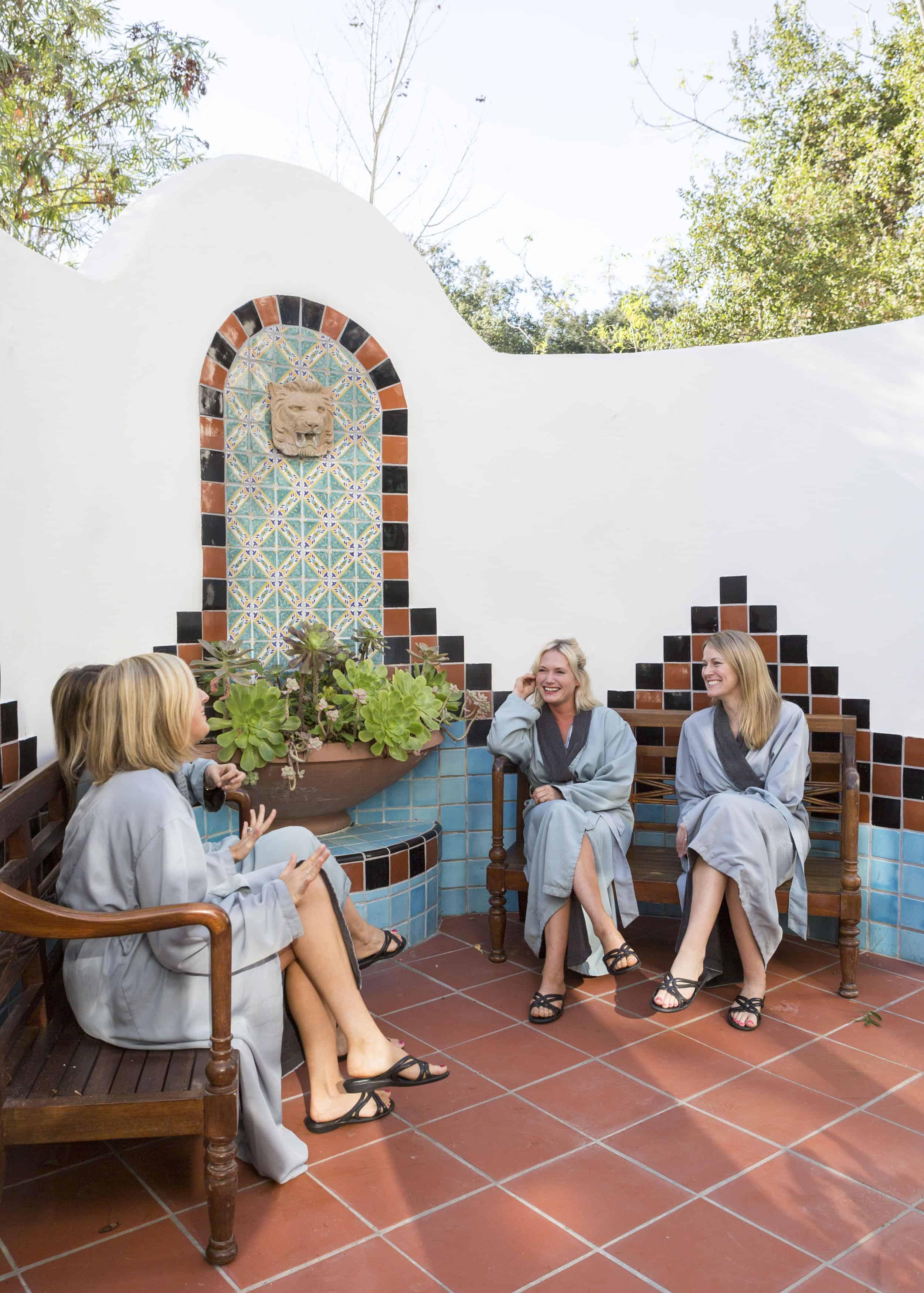 Emily Henderson Ojai Valley Inn And Spa Girls Weekend