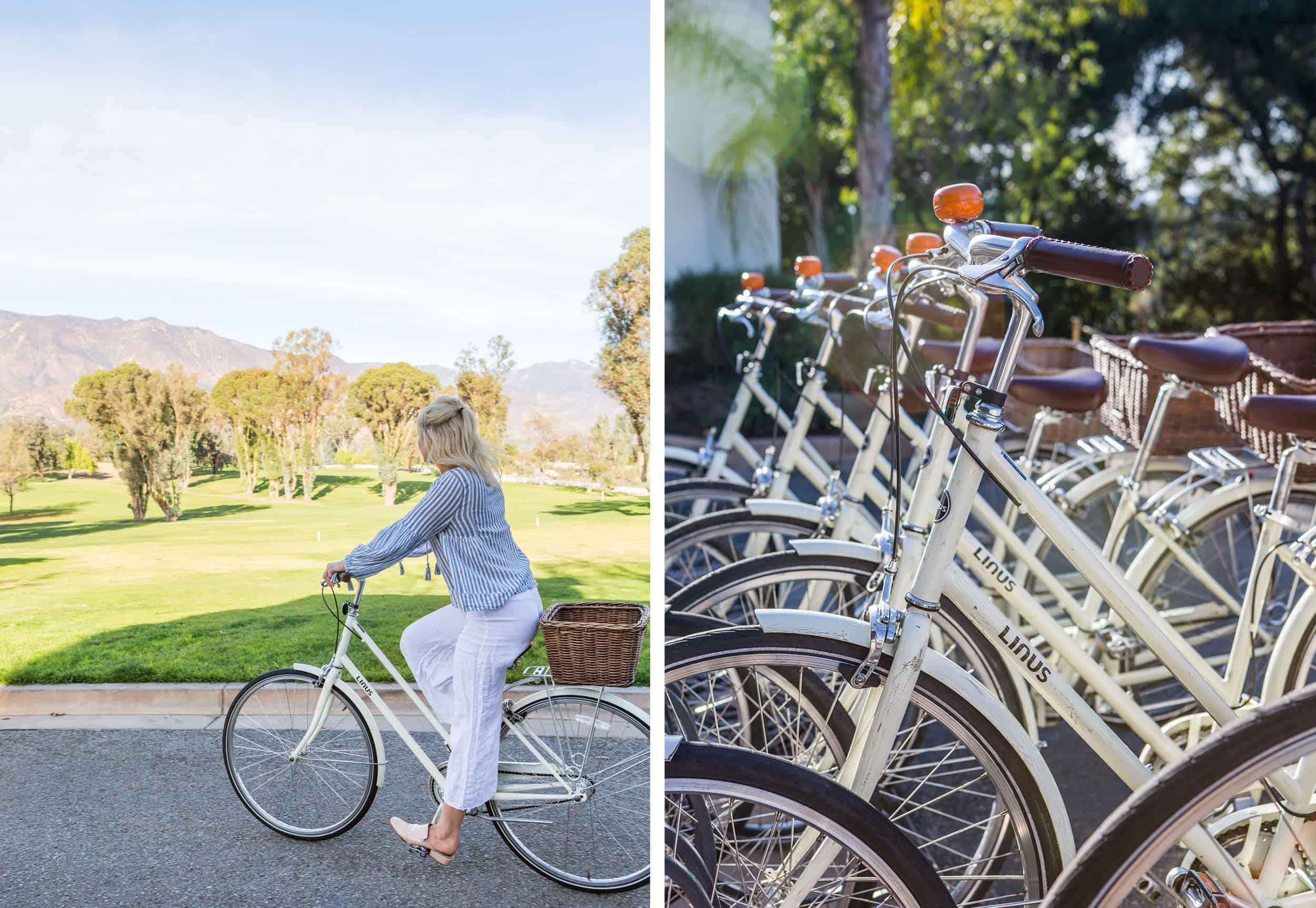 Ojai Valley Inn Bike Rental
