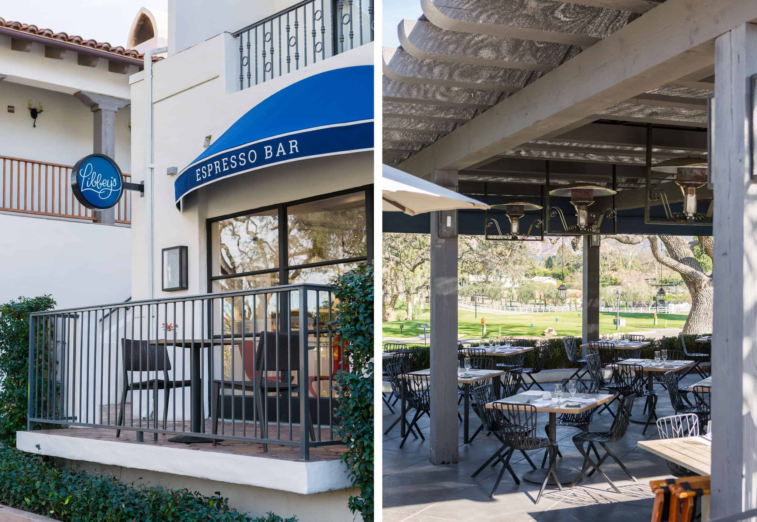 Ojai Valley Inn Pub Cafe Restaurant