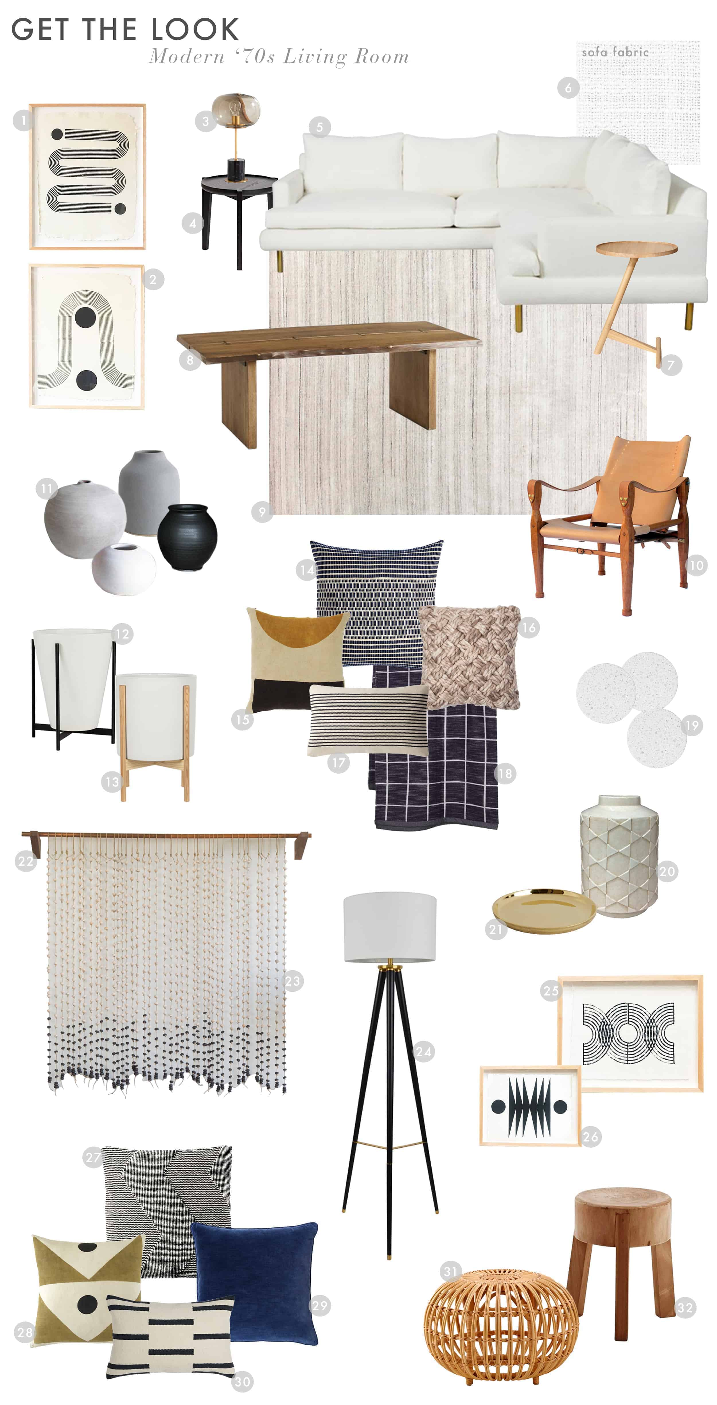 Emily Henderson Crypton Corbetts Living Room Get The Look 03