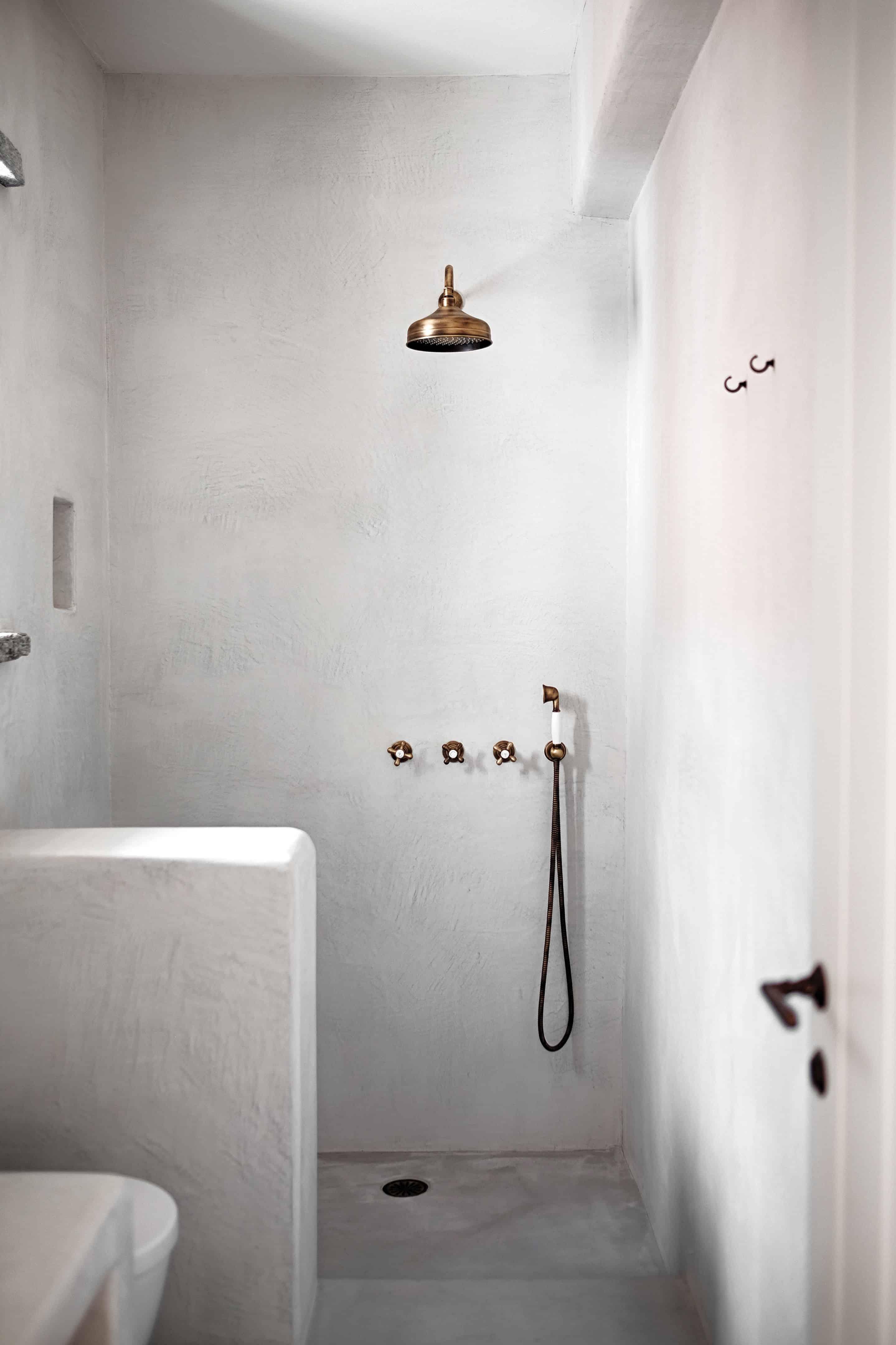 Emily Henderson Design Trends 2018 Bathroom Concrete 05