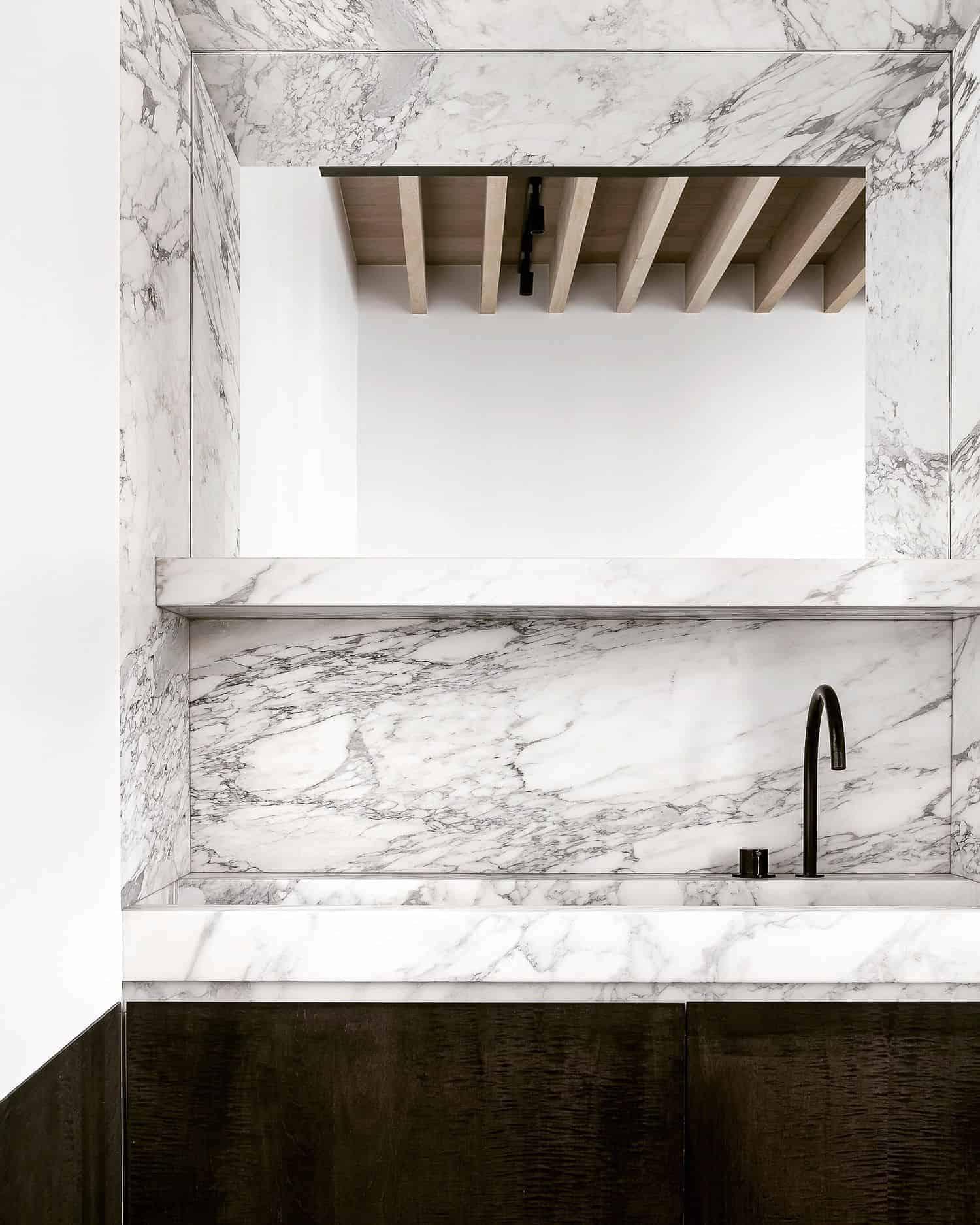Emily Henderson Design Trends 2018 Bathroom Marble 03