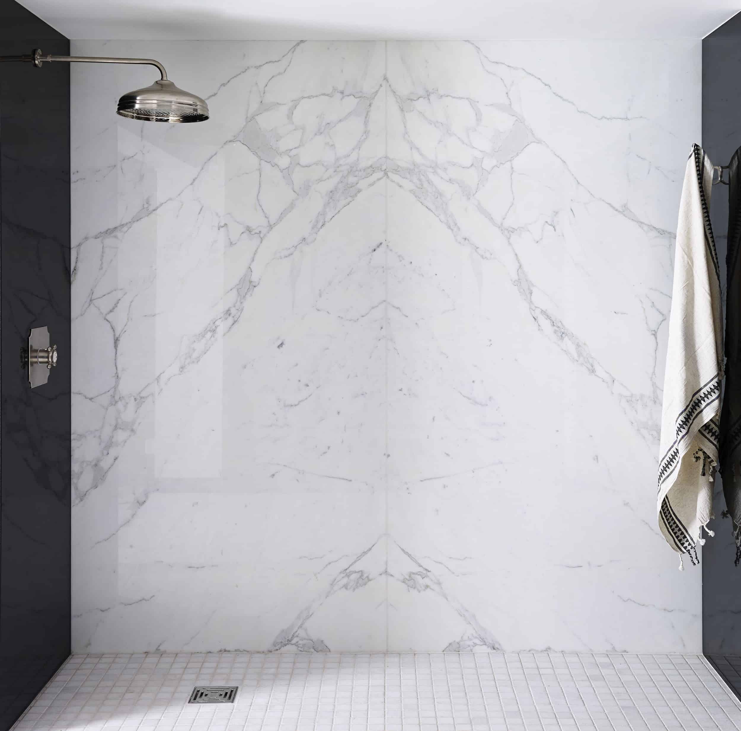 Emily Henderson Design Trends 2018 Bathroom Marble 05