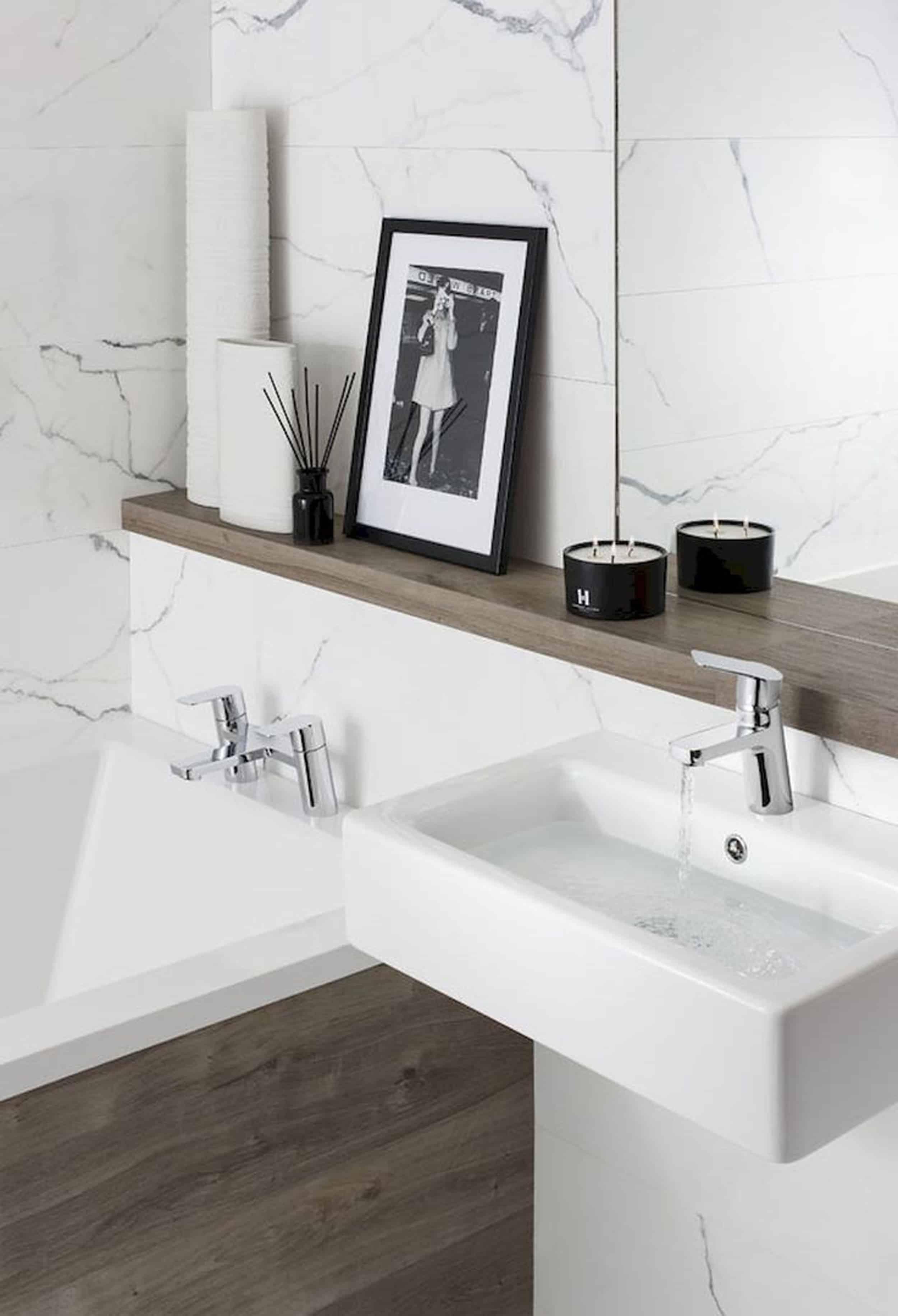 Emily Henderson Design Trends 2018 Bathroom Open Storage 031