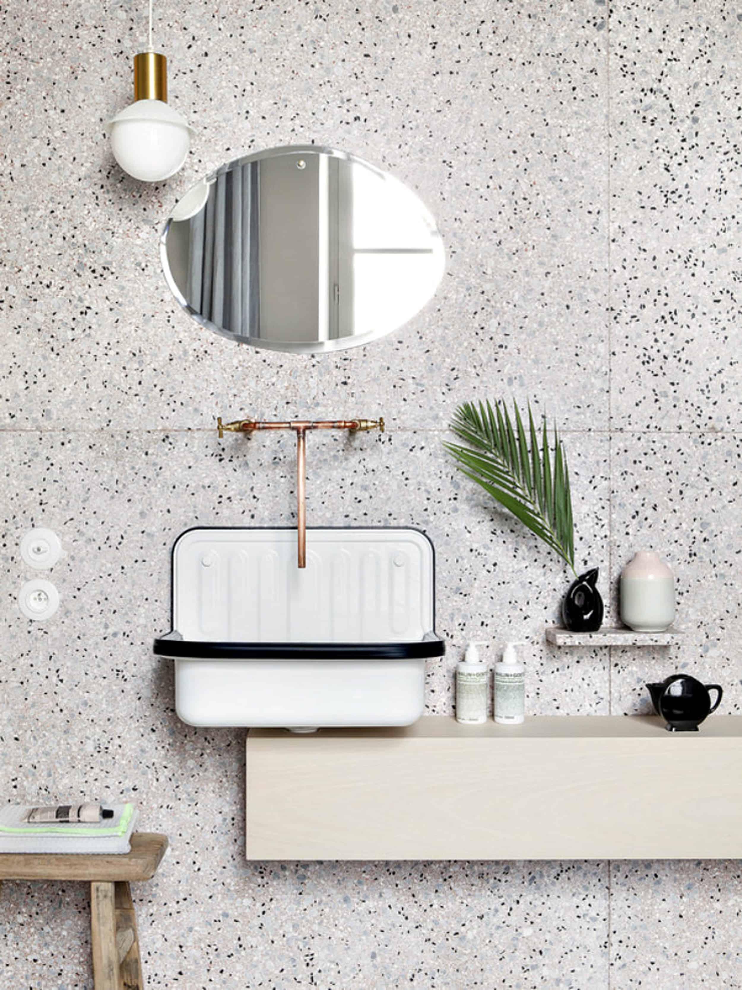 Emily Henderson Design Trends 2018 Bathroom Terrazzo 021