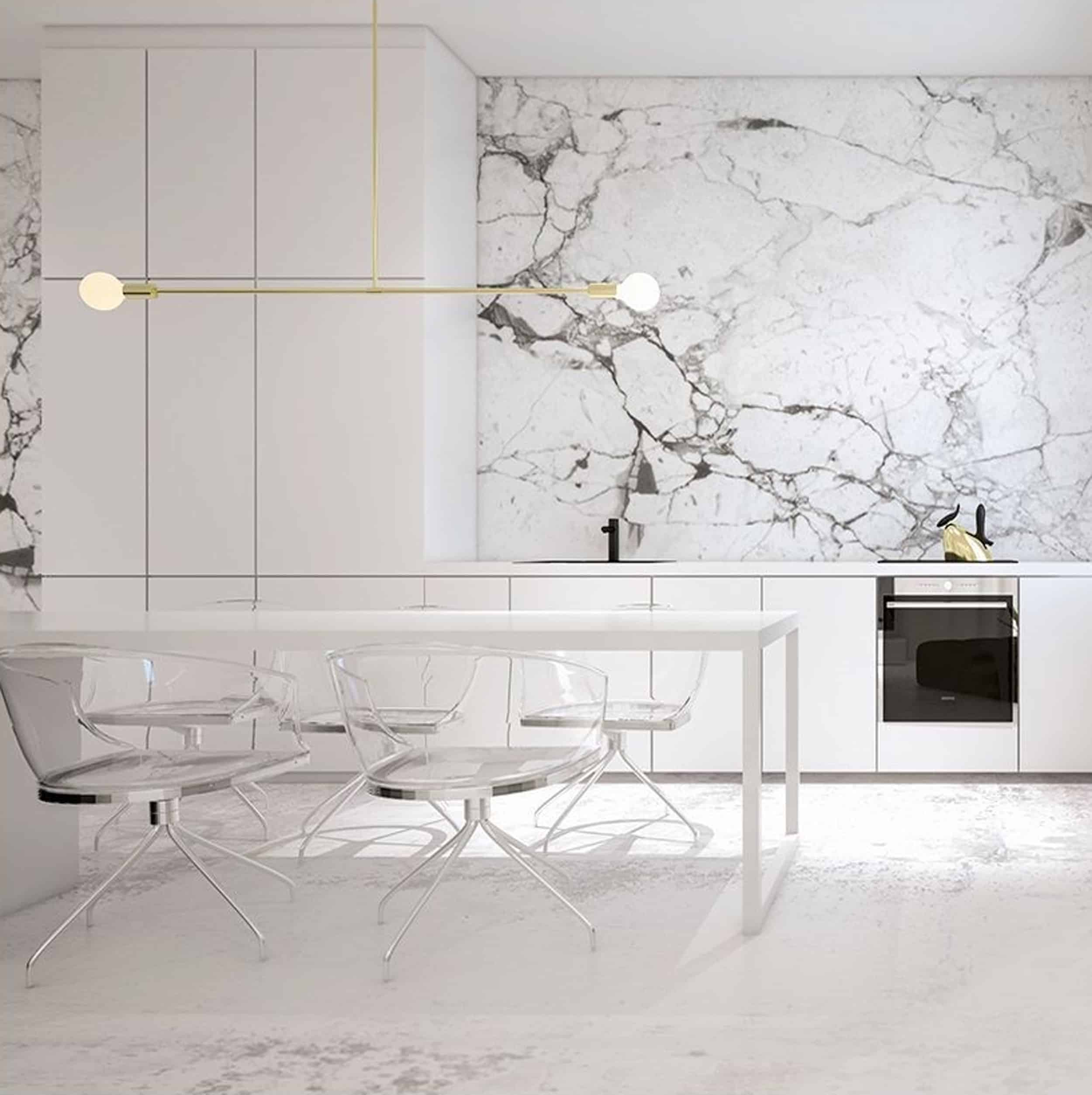 Emily Henderson Design Trends 2018 Kitchen Marble 09