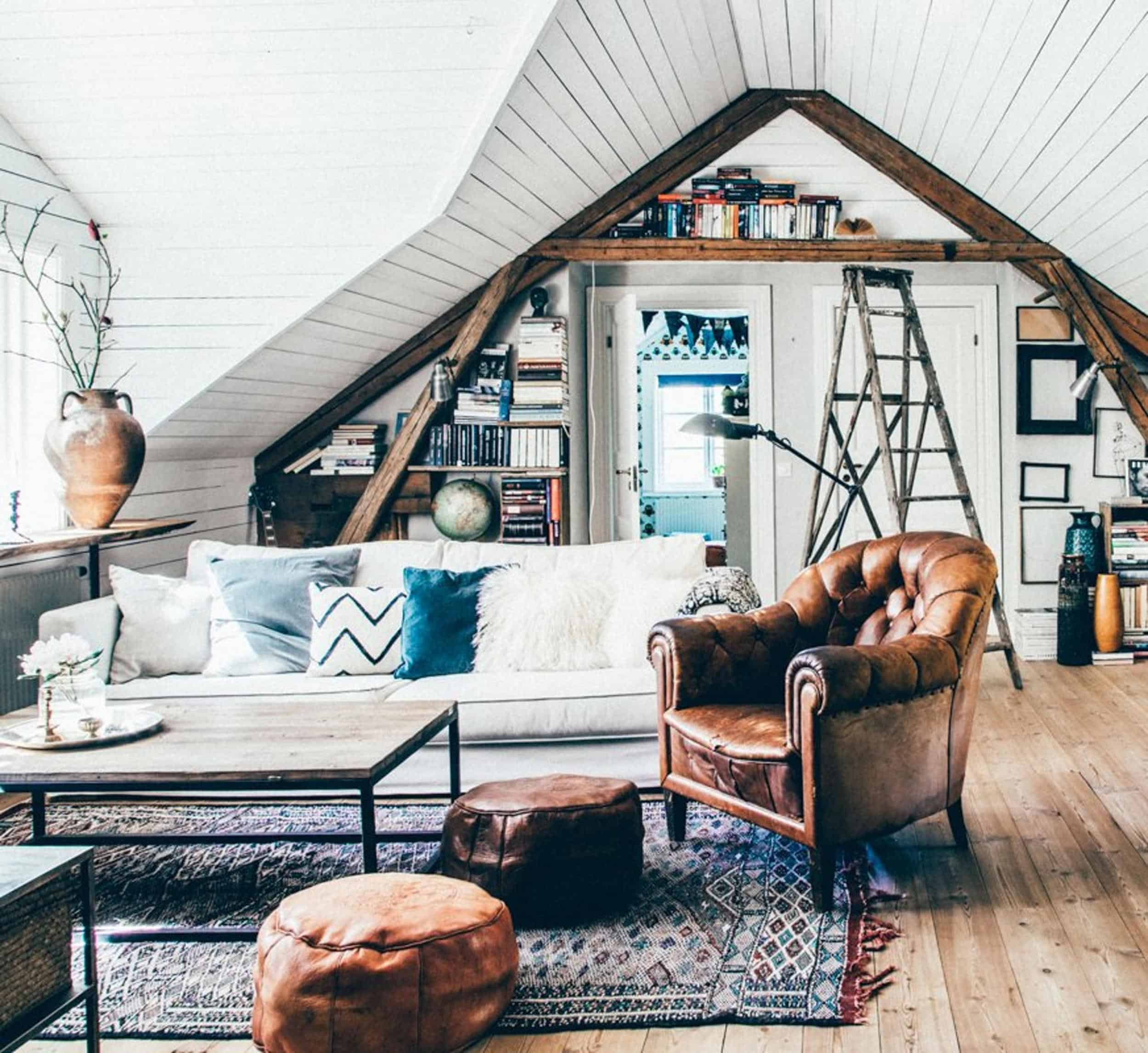 Emily Henderson Mountain Fixer Upper I Design You Decide 5 Styles Eclectic Oregon Cabin 05
