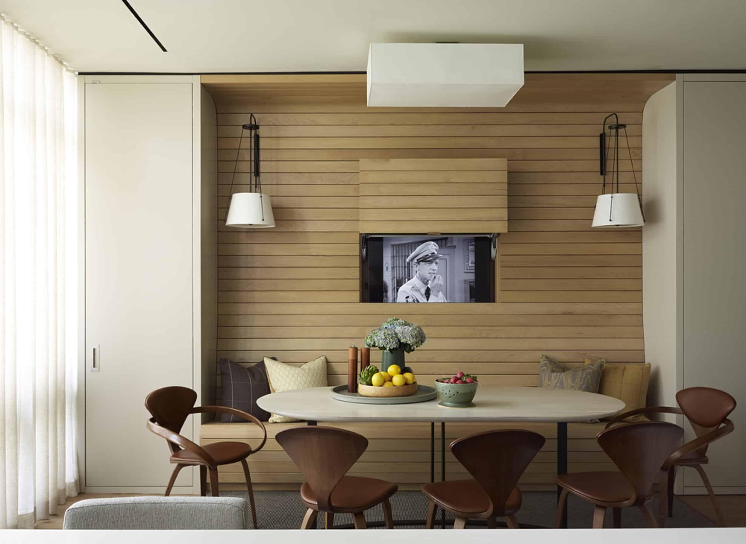 Tribeca Loft. Design: Dumais I.d.