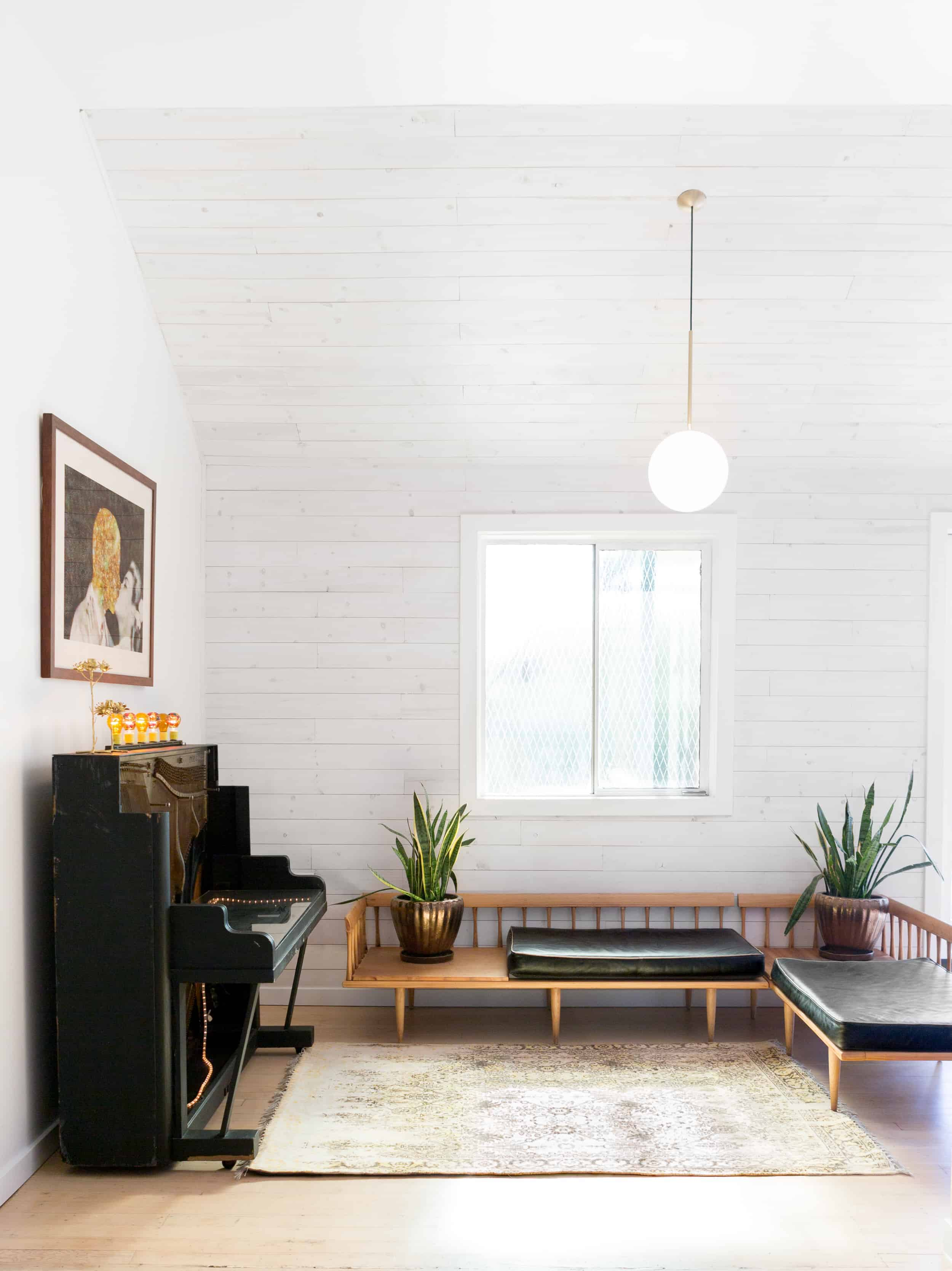 The Ruby Street Modern Minimal Farm House Rustic Wood Shiplap