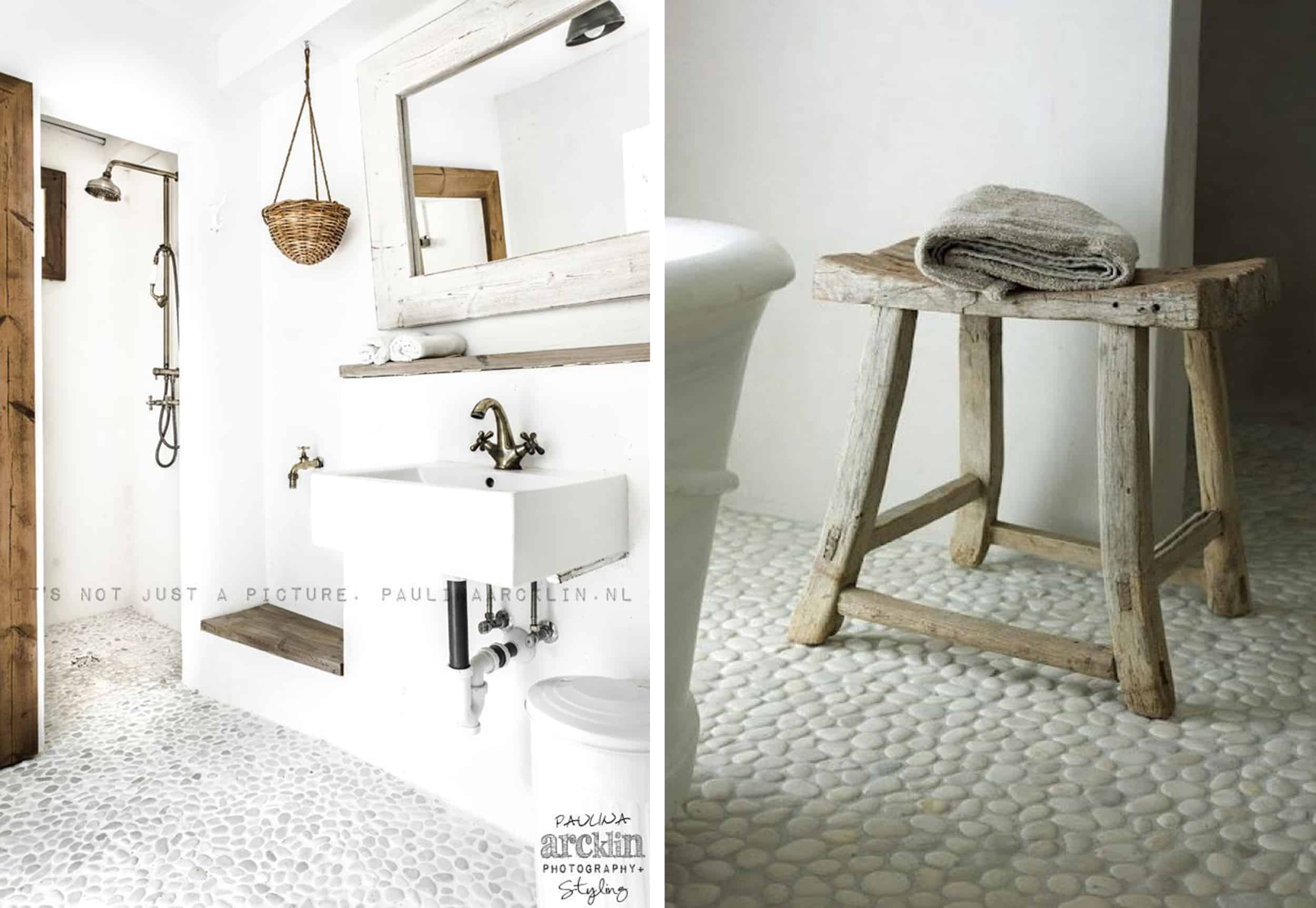 Emily Henderson Mountain Fixer Upper Rethink The Pebble Bathrooms Good Inspo Pics 13