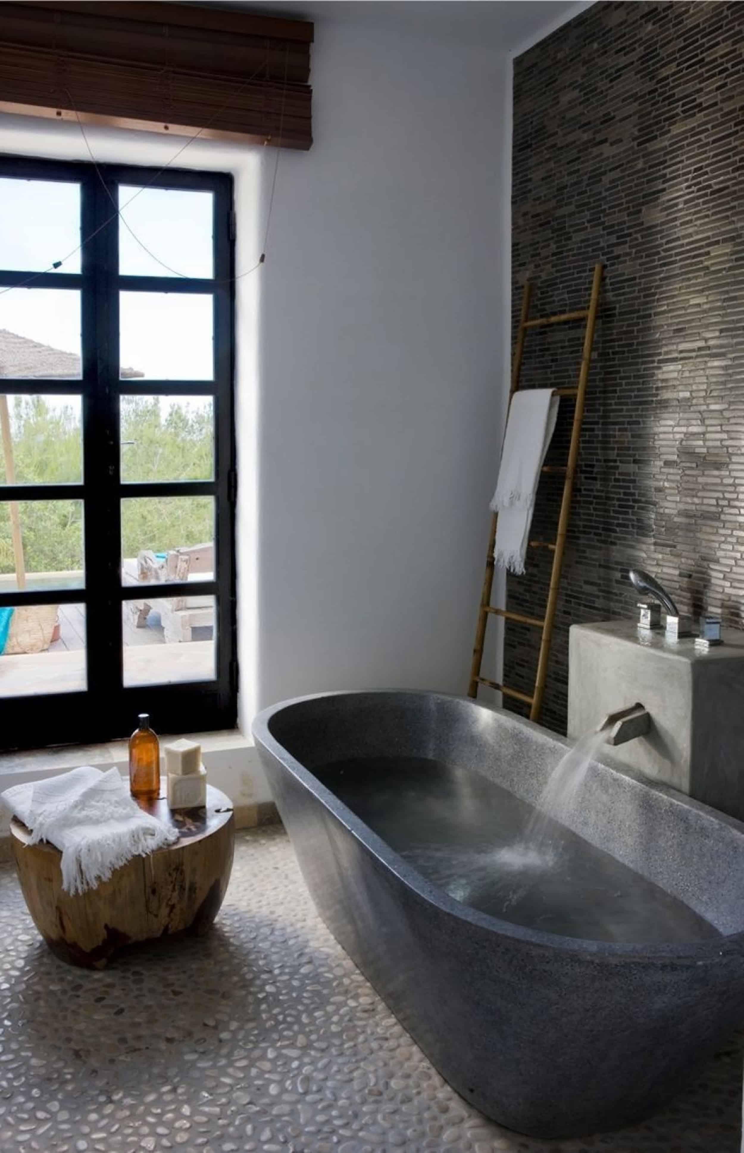 Emily Henderson Mountain Fixer Upper Rethink The Pebble Bathrooms Good Inspo Pics 4