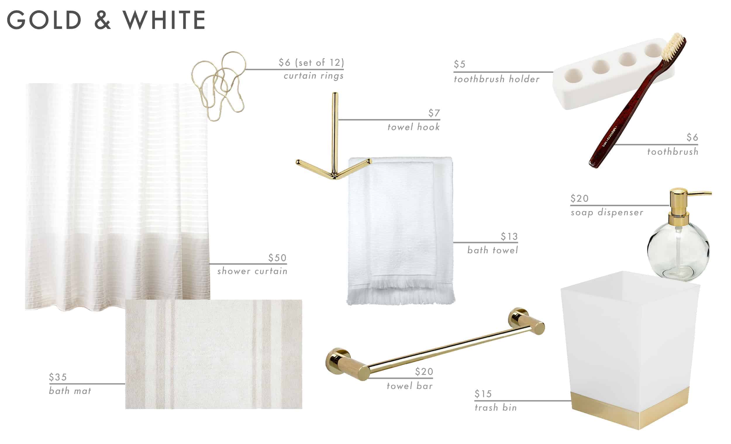 Emily Henderson Roundup Bathroom Accessories 81