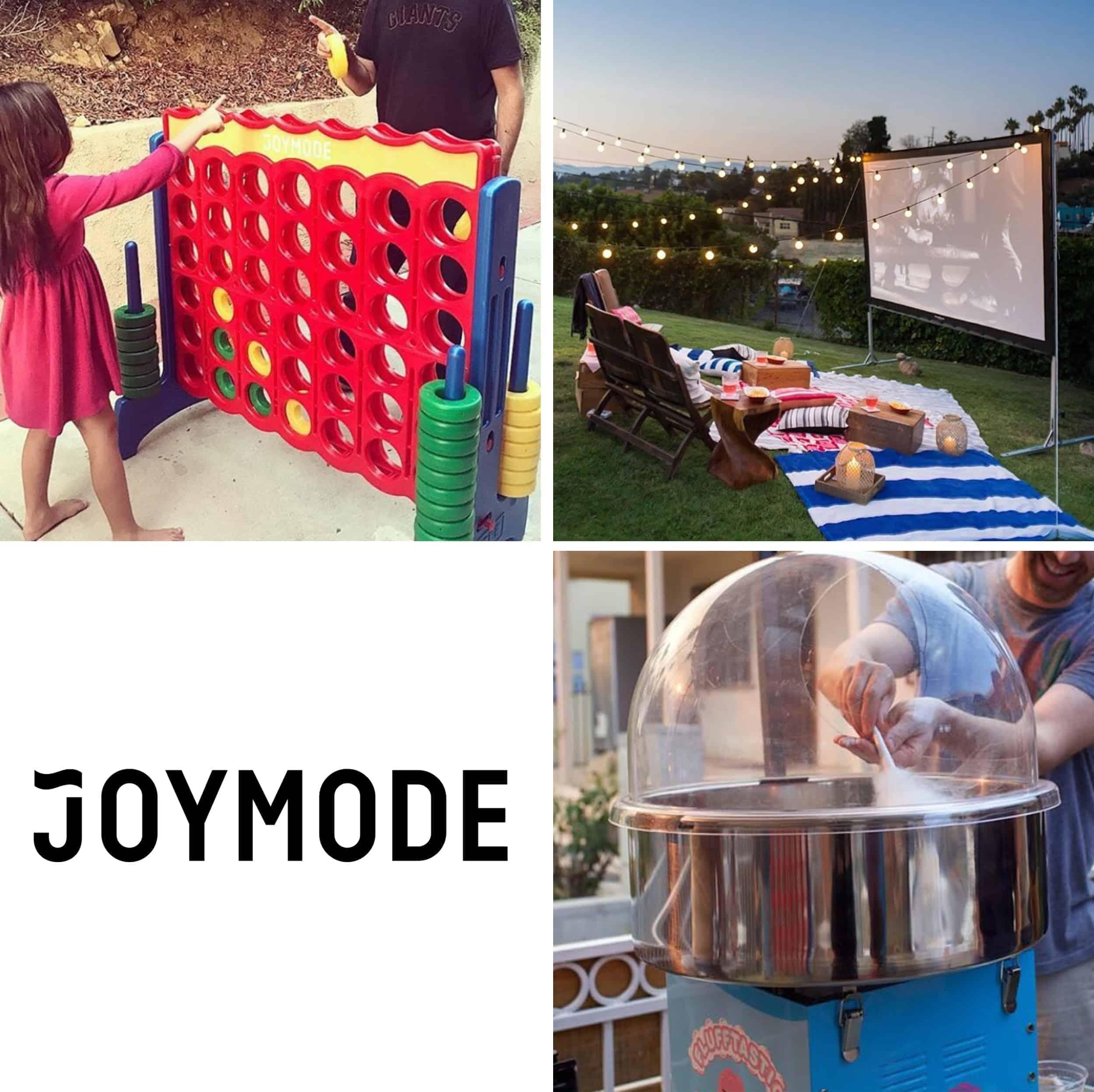 Emily Henderson Rummage Sale Joymode Grid