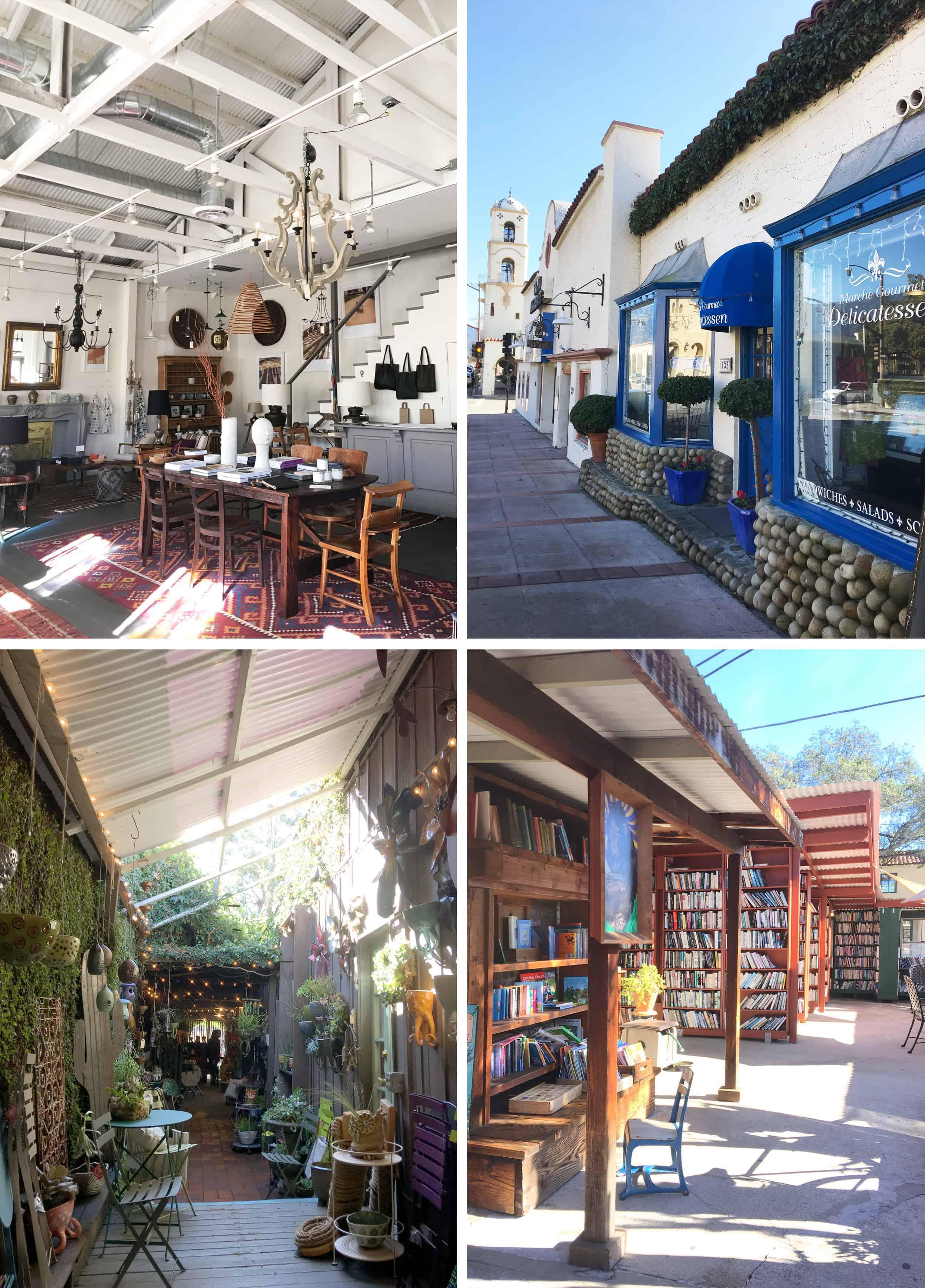 Ojai Downtown Village Shops