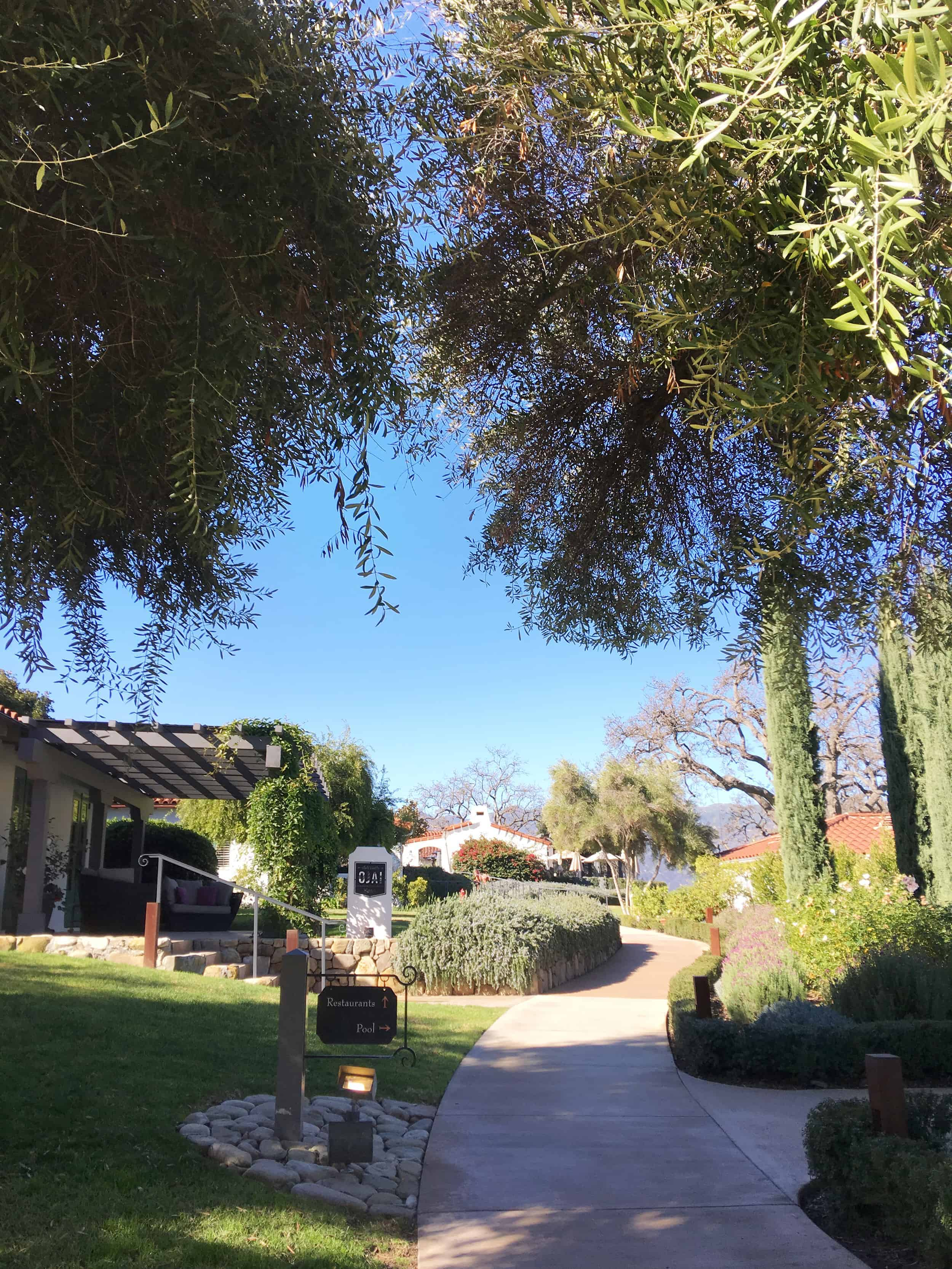 Ojai Valley Resort Southern California Hotel