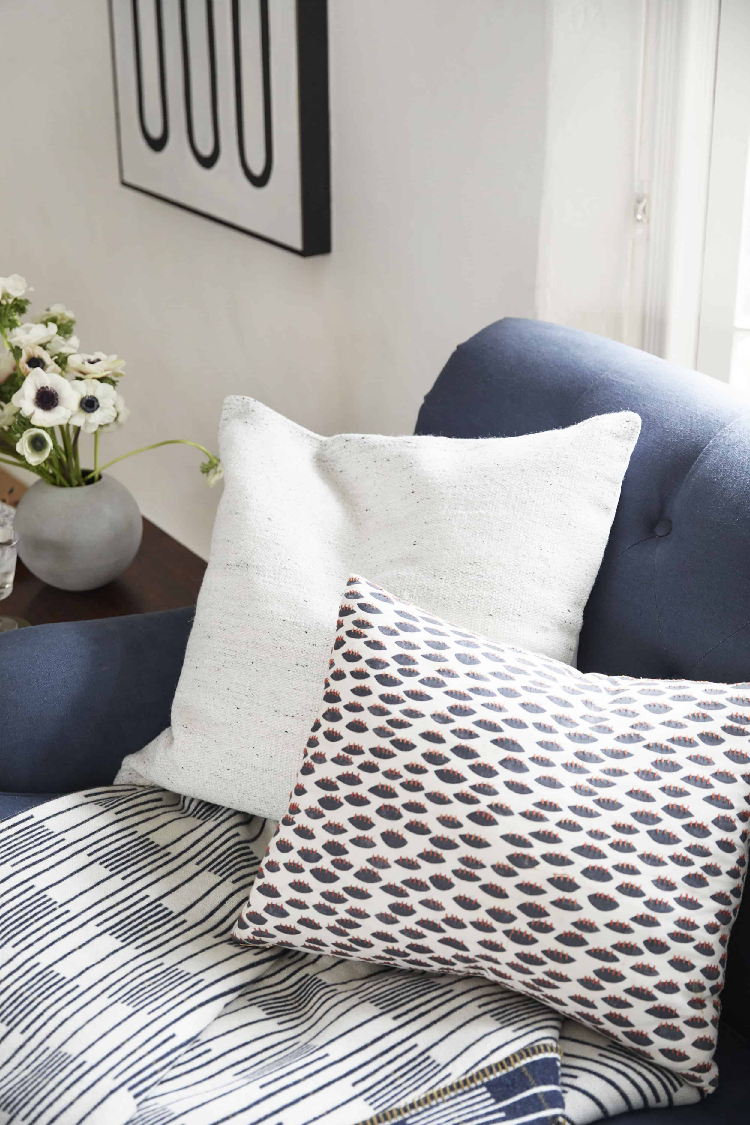 Rebecca Atwood Accent Pillows Throw Blanket