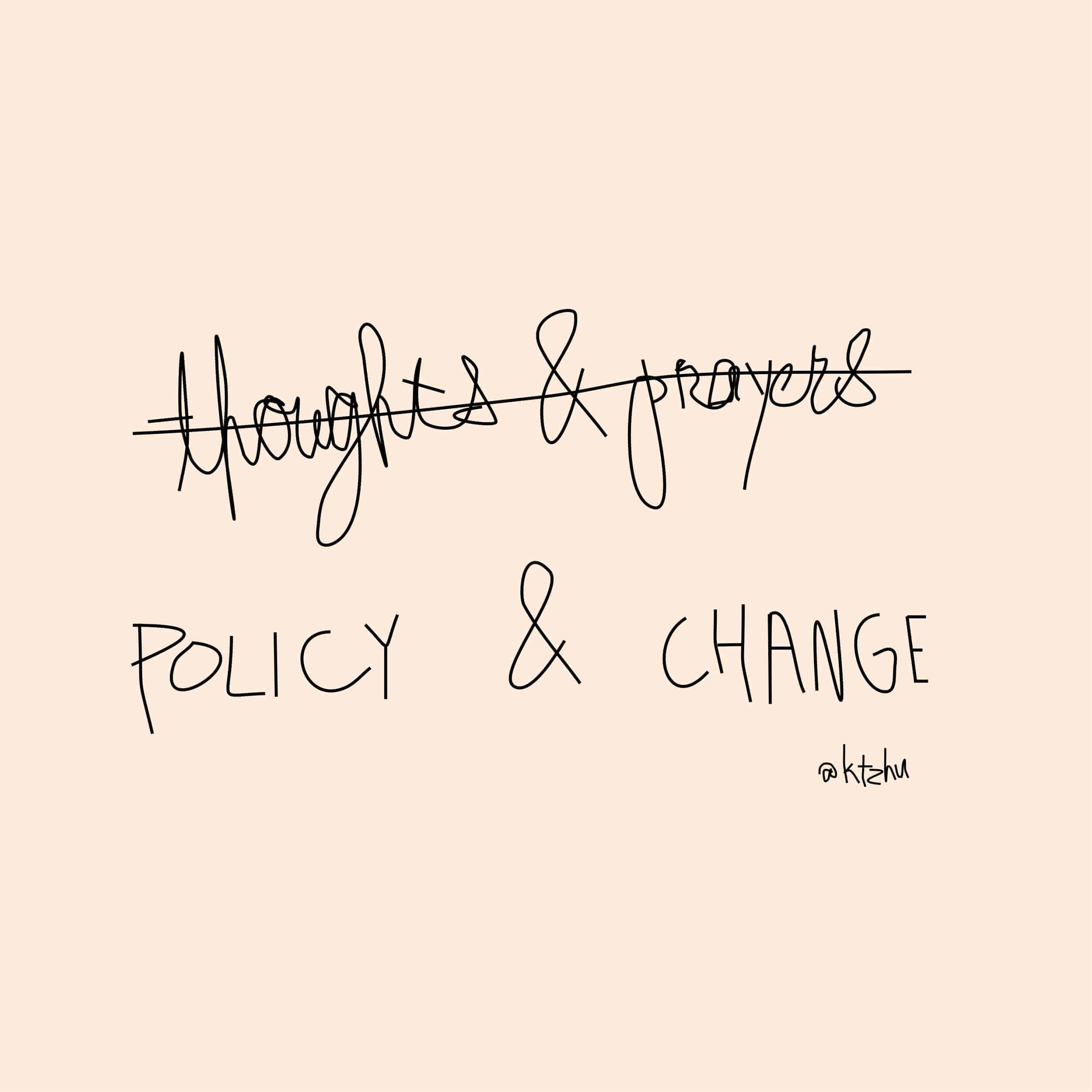 Policy And Change Ktzhu Copy Emily Henderson Guns Yes Or No Graphic Policy Change