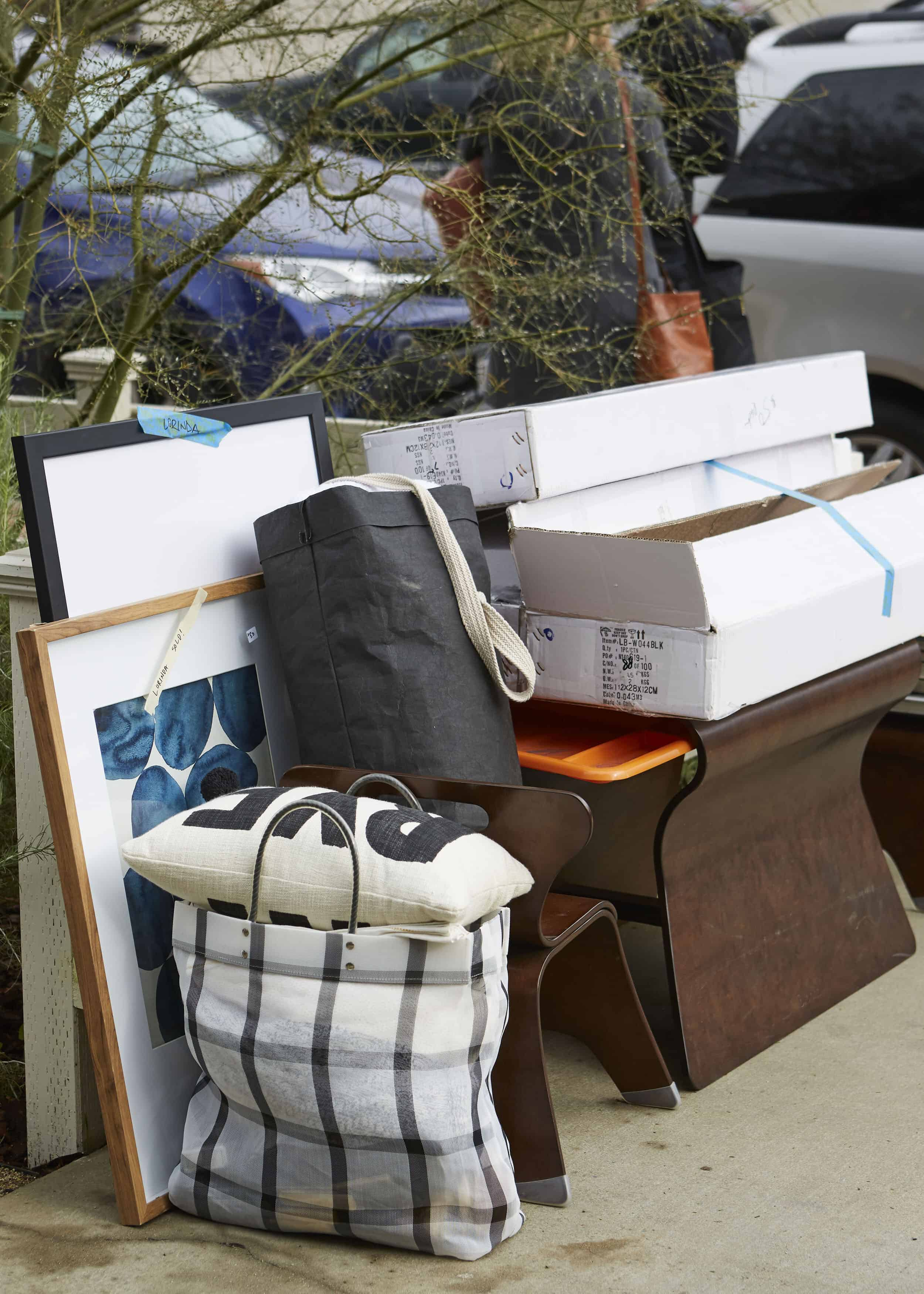 Buying Vintage At A Rummage Sale