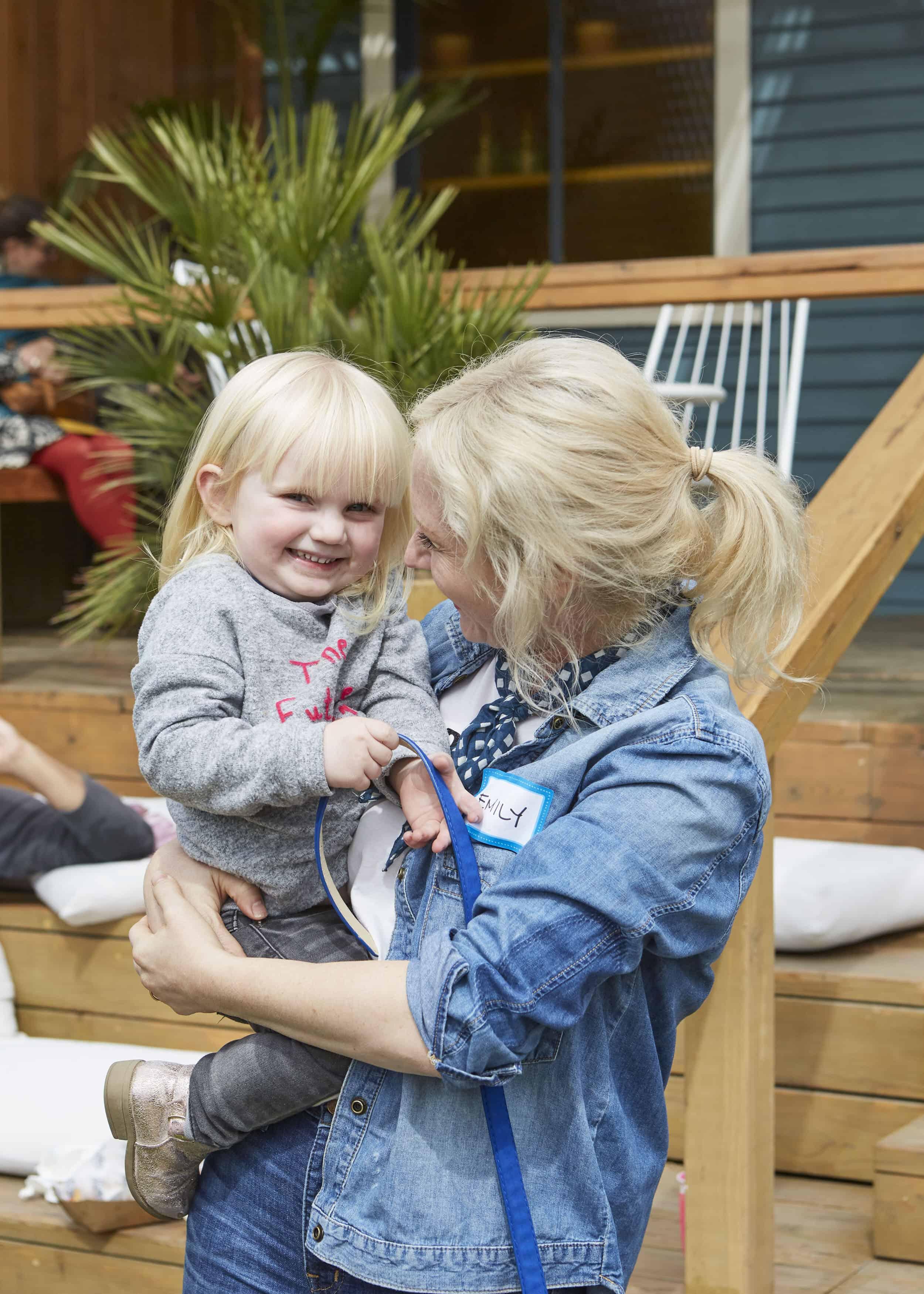 Emily Henderson Daughter Elliot Henderson