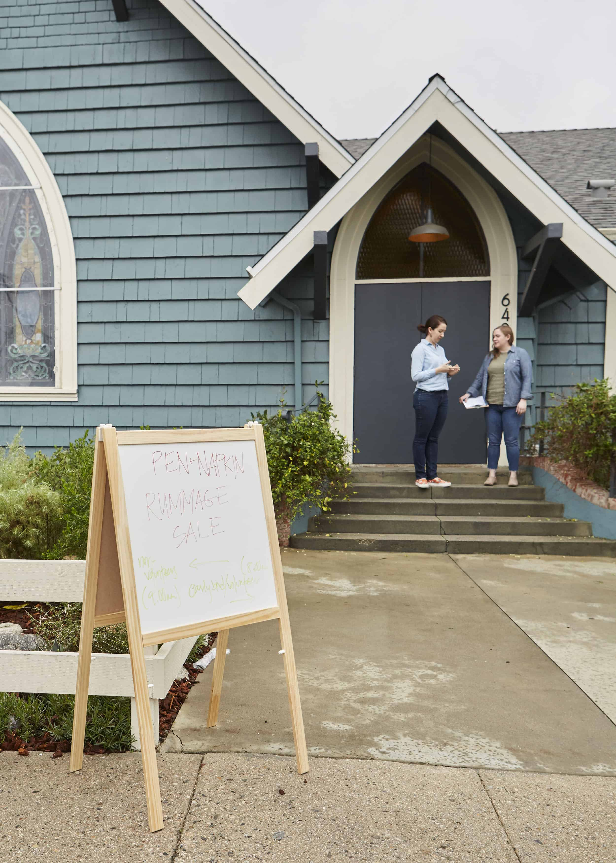 The Ruby Street Converted Church Event Space