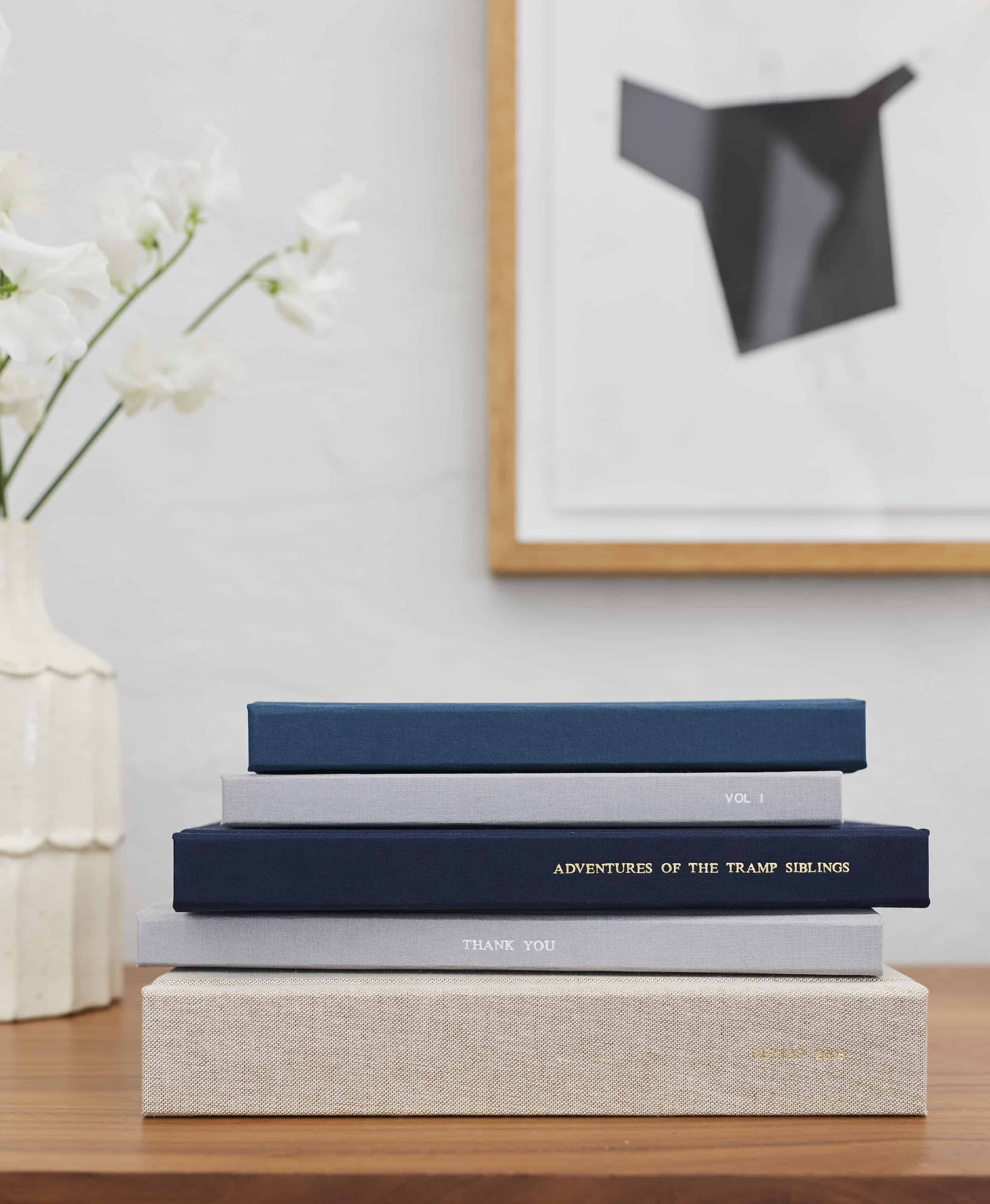 Artifact Uprise Beautiful Custom Photo Books Emobssed Spines