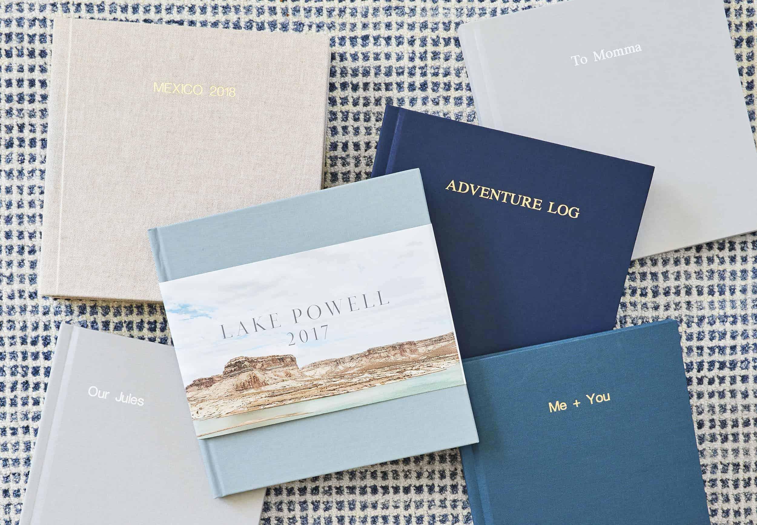 Artifact Uprise Linen Hardcover Photo Book