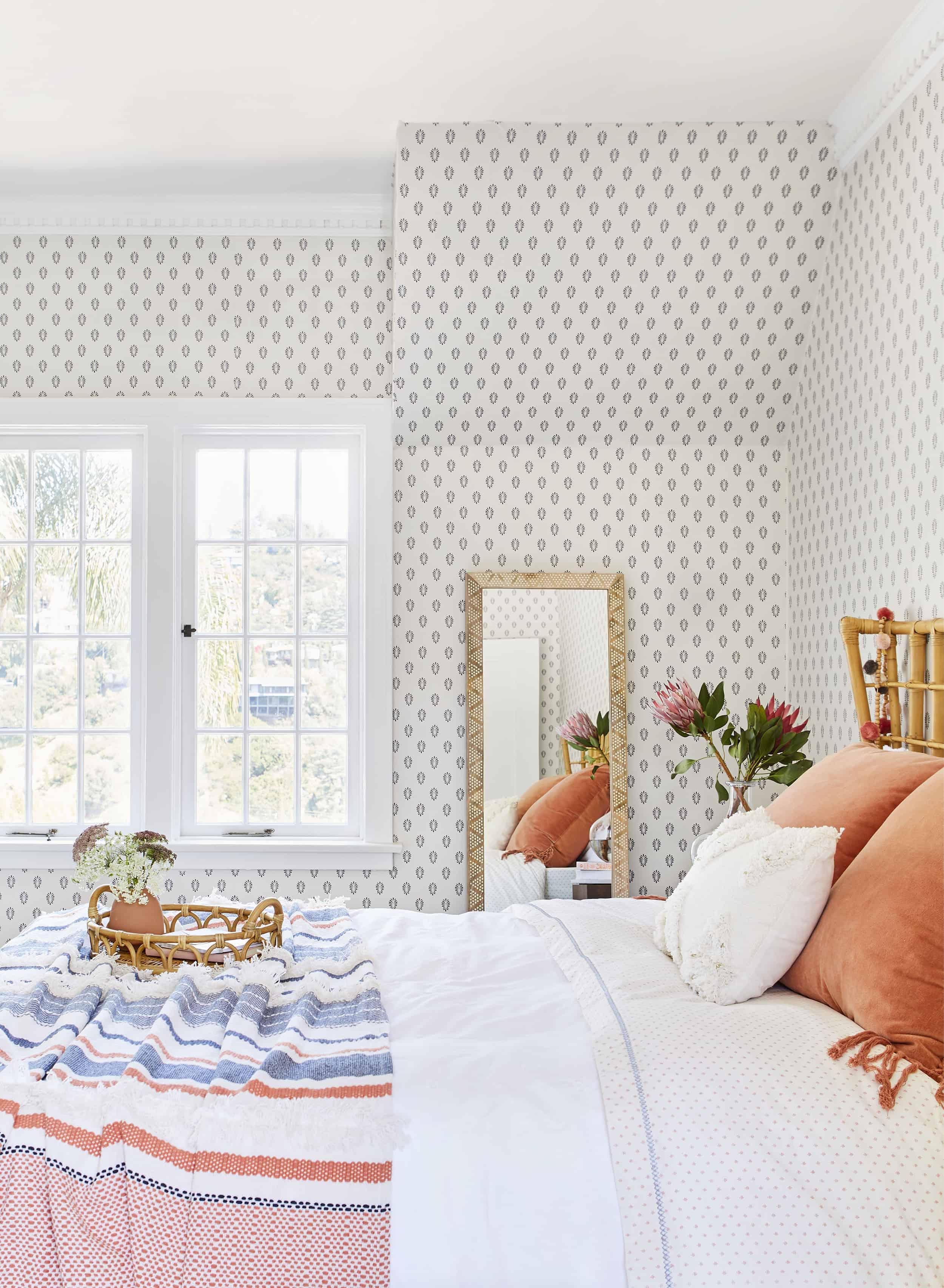 Bright Boho Bedroom