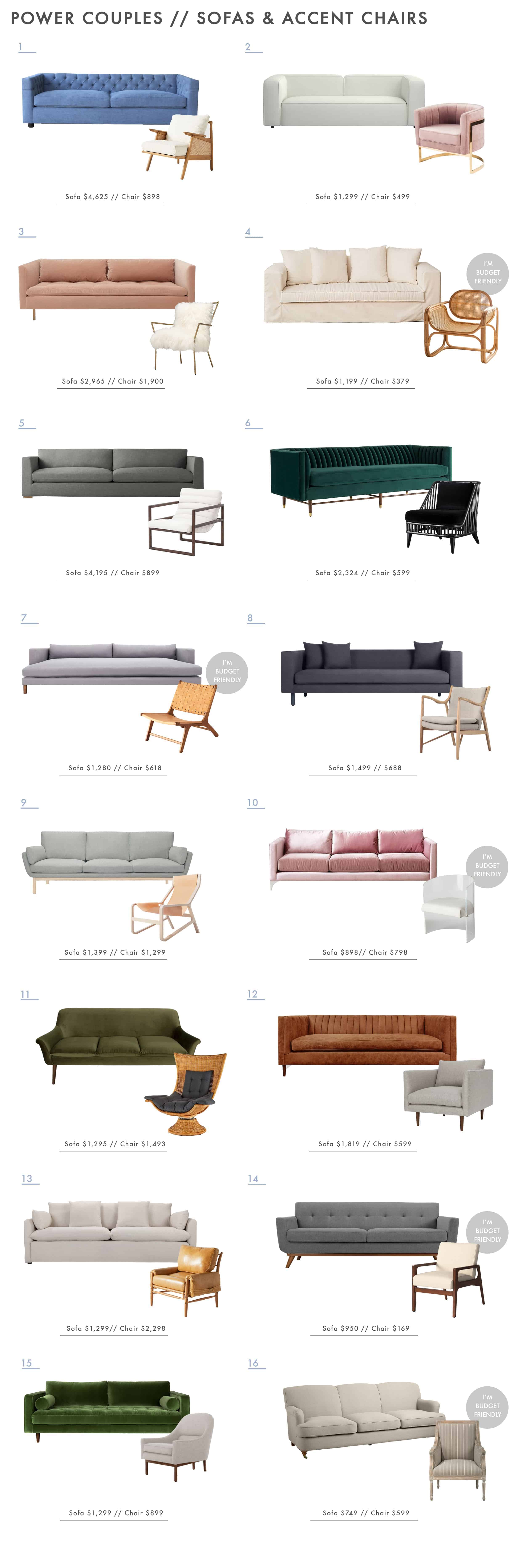Couches And Accent Chairs2