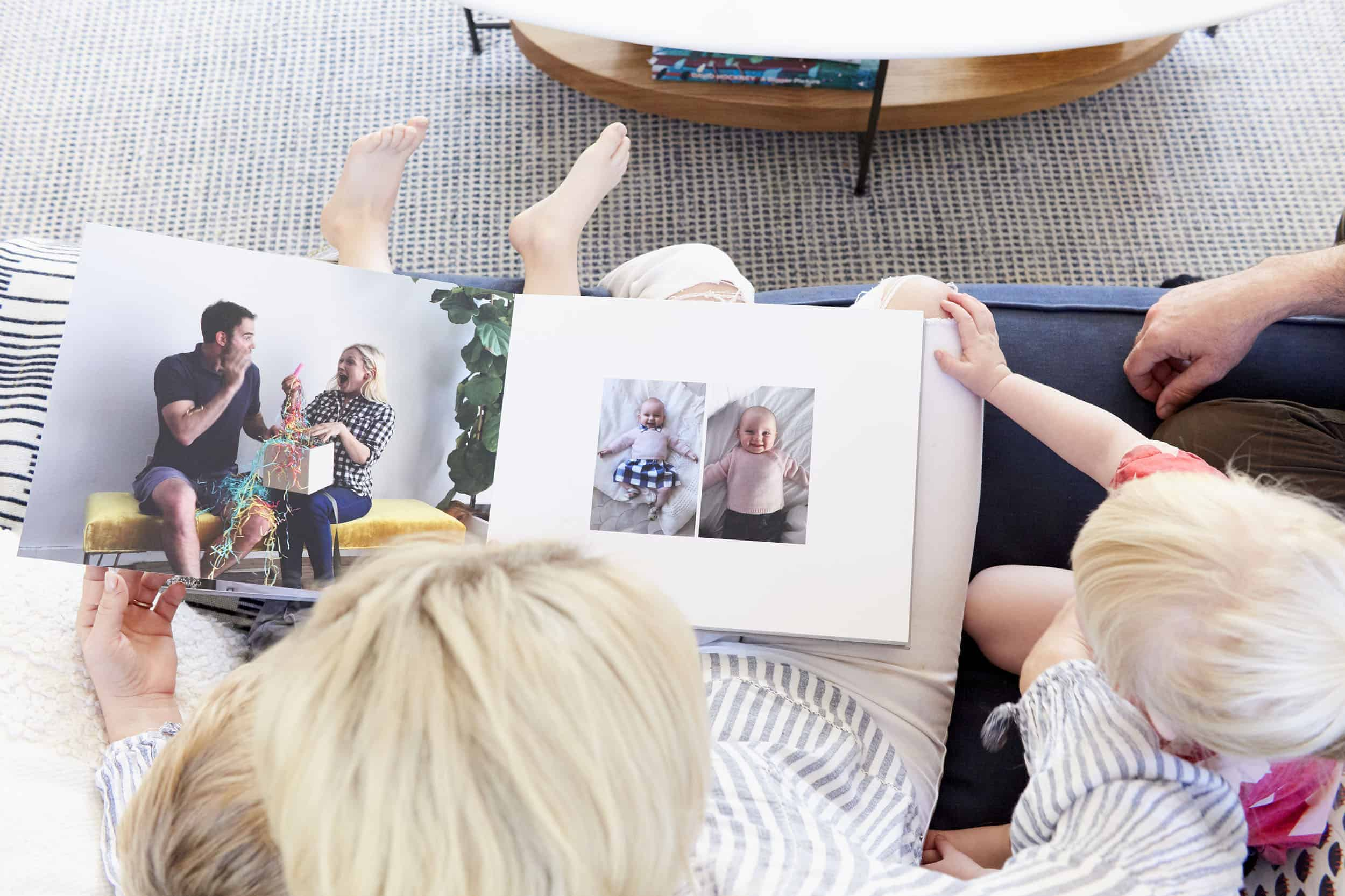 Easy Mothers Day Gift Idea Photo Book