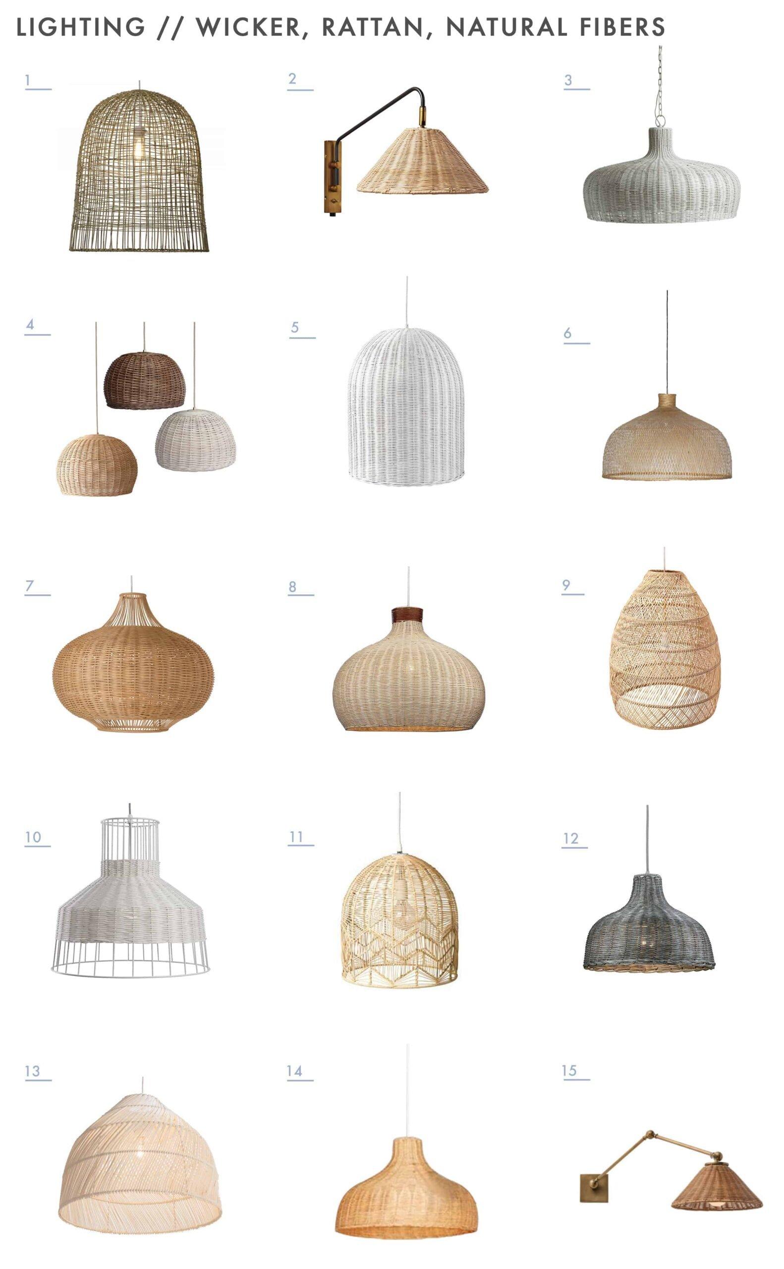 Emily Henderson Mountain Fixer Upper Lighting Options Deliate Soft Woven