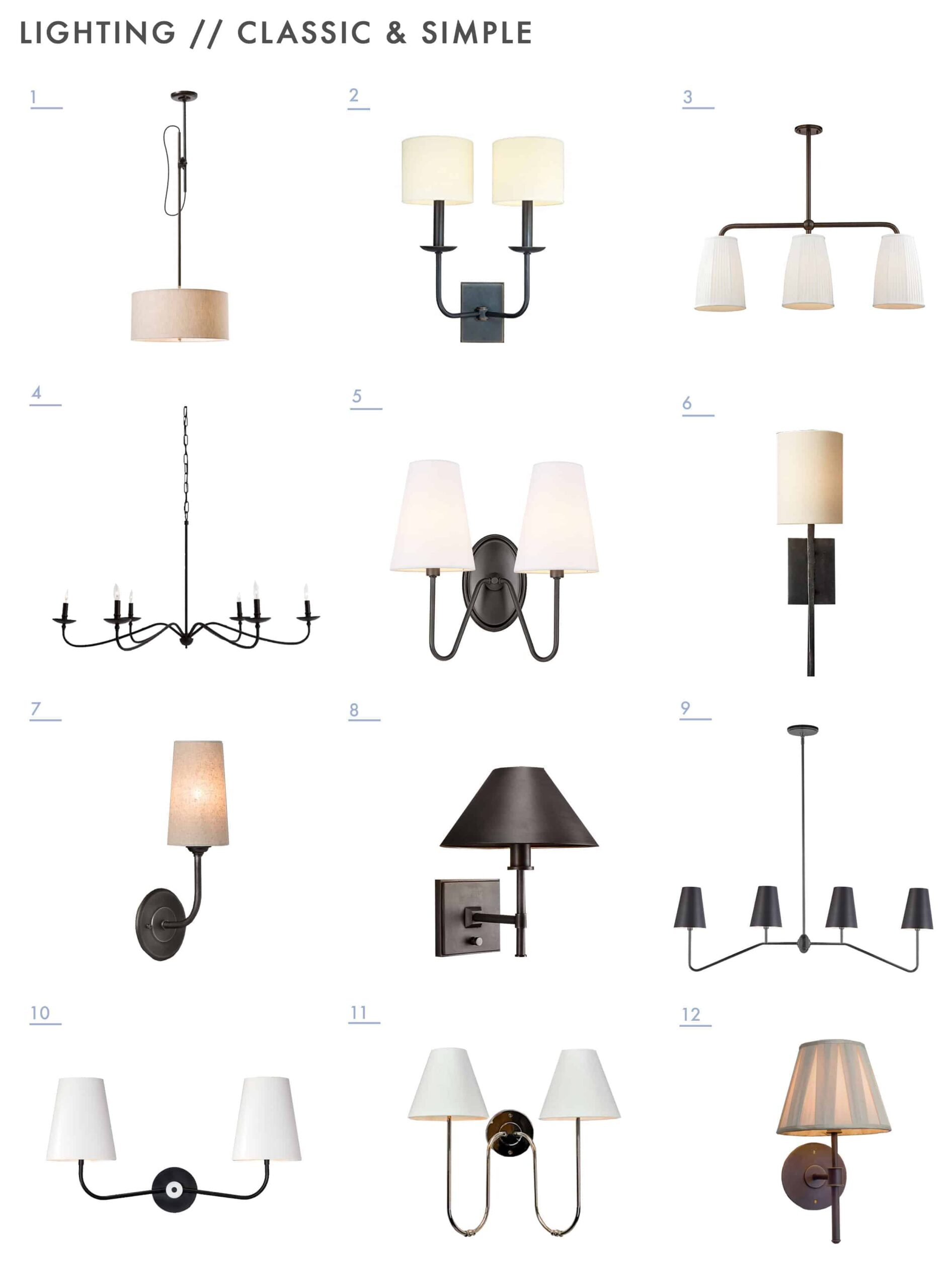 Emily Henderson Mountain Fixer Upper Lighting Options Traditional Modern And Simple Updated
