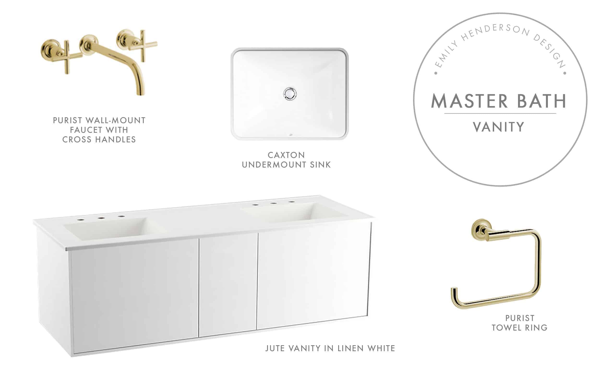 Emily Henderson Mountain Fixer Upper I Design You Decide Master Bath Final Kohler Product Vanity 03